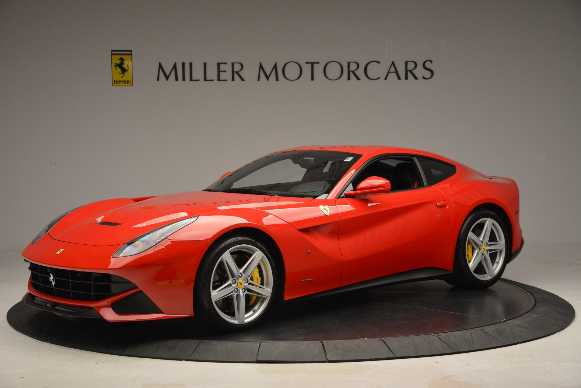 Used 2015 Ferrari F12 Berlinetta  For Sale In Greenwich, CT. Alfa Romeo of Greenwich, 4514 2717_p2