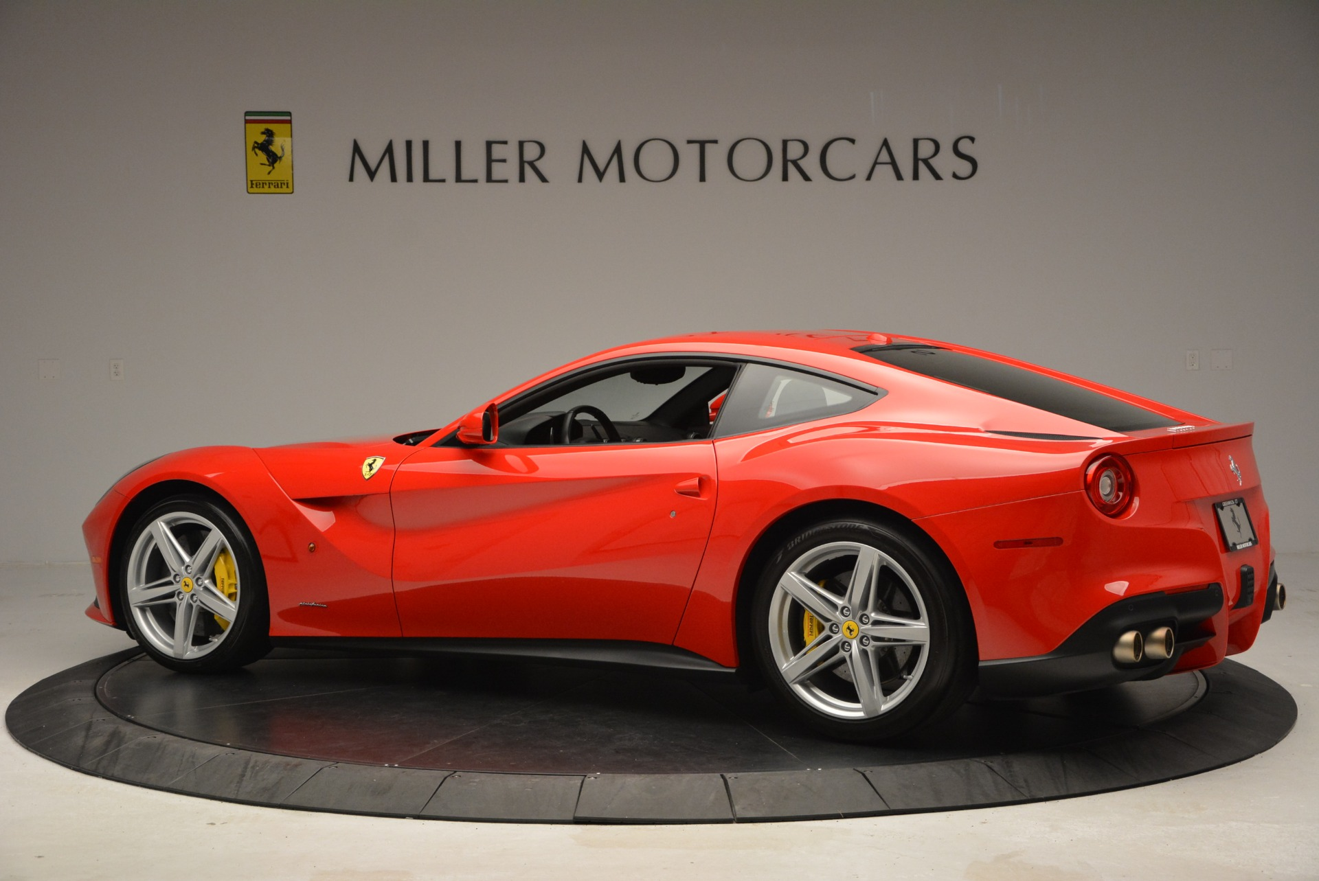 Used 2015 Ferrari F12 Berlinetta  For Sale In Greenwich, CT. Alfa Romeo of Greenwich, 4514 2717_p4