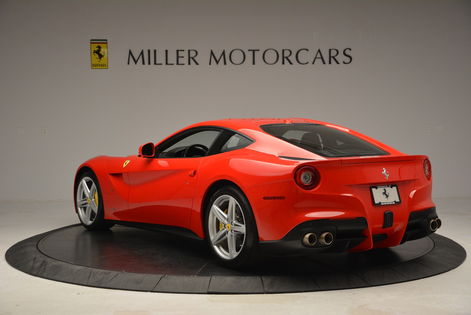 Used 2015 Ferrari F12 Berlinetta  For Sale In Greenwich, CT. Alfa Romeo of Greenwich, 4514 2717_p5