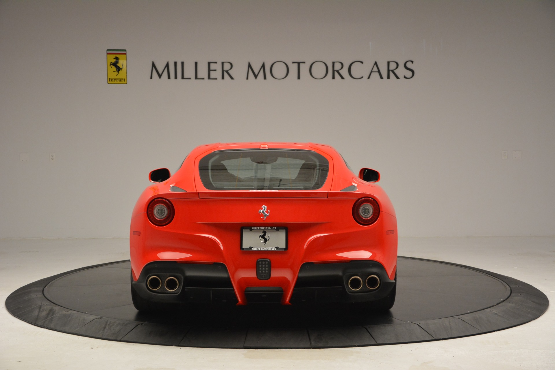 Used 2015 Ferrari F12 Berlinetta  For Sale In Greenwich, CT. Alfa Romeo of Greenwich, 4514 2717_p6