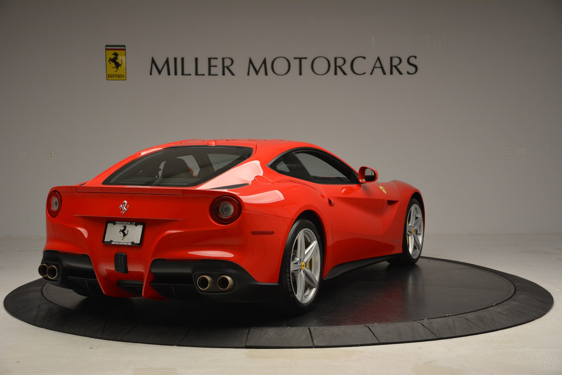 Used 2015 Ferrari F12 Berlinetta  For Sale In Greenwich, CT. Alfa Romeo of Greenwich, 4514 2717_p7