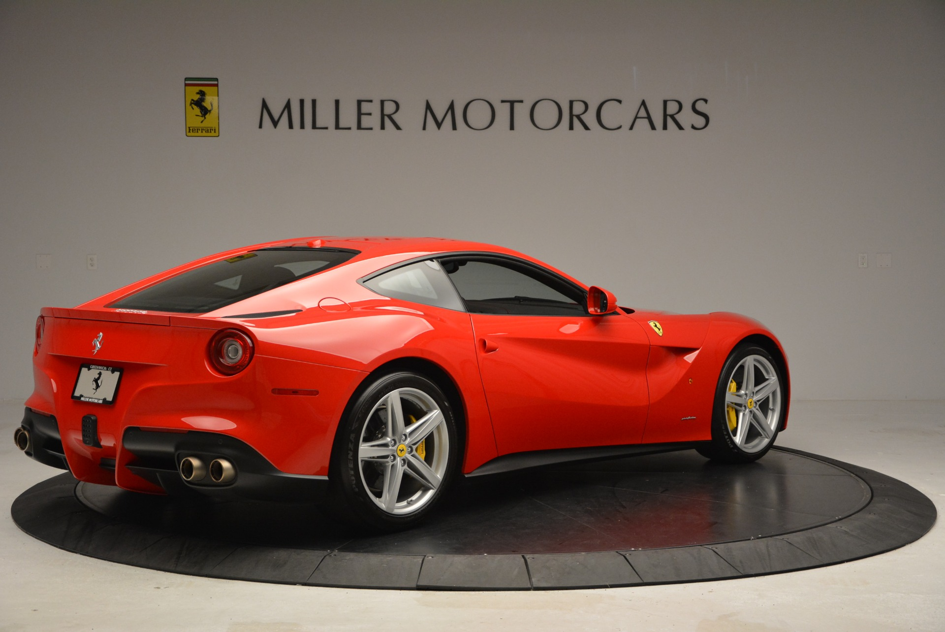 Used 2015 Ferrari F12 Berlinetta  For Sale In Greenwich, CT. Alfa Romeo of Greenwich, 4514 2717_p8