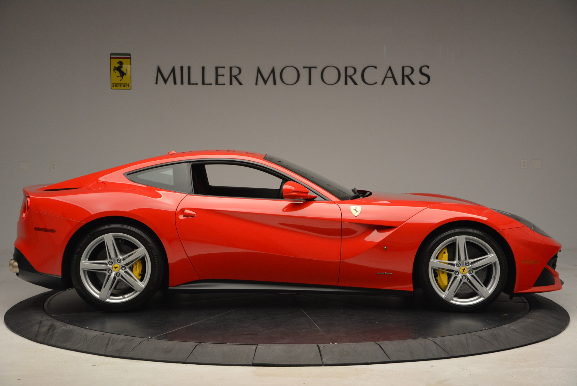 Used 2015 Ferrari F12 Berlinetta  For Sale In Greenwich, CT. Alfa Romeo of Greenwich, 4514 2717_p9