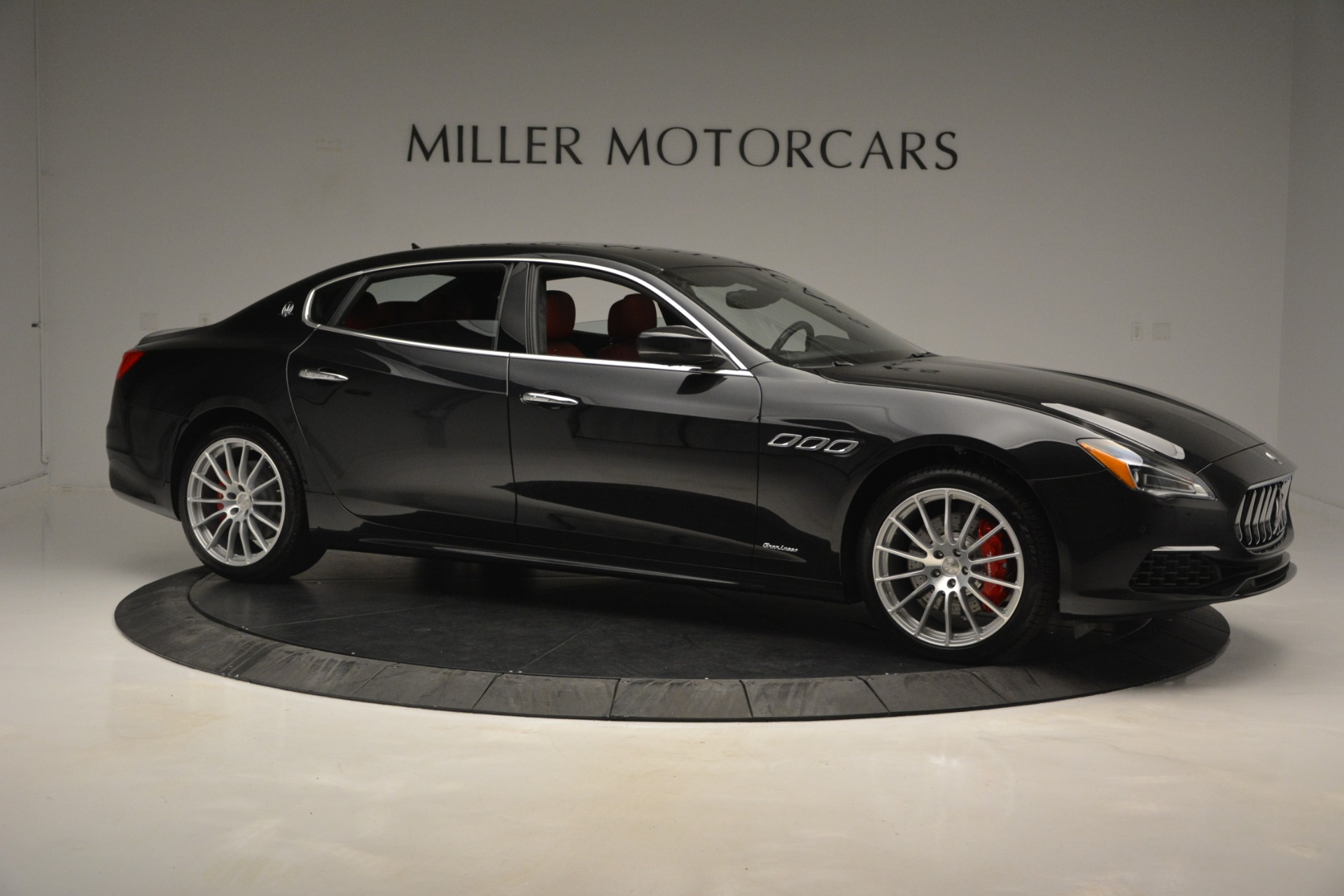 New 2019 Maserati Quattroporte S Q4 GranLusso For Sale In Greenwich, CT. Alfa Romeo of Greenwich, W629 2718_p10