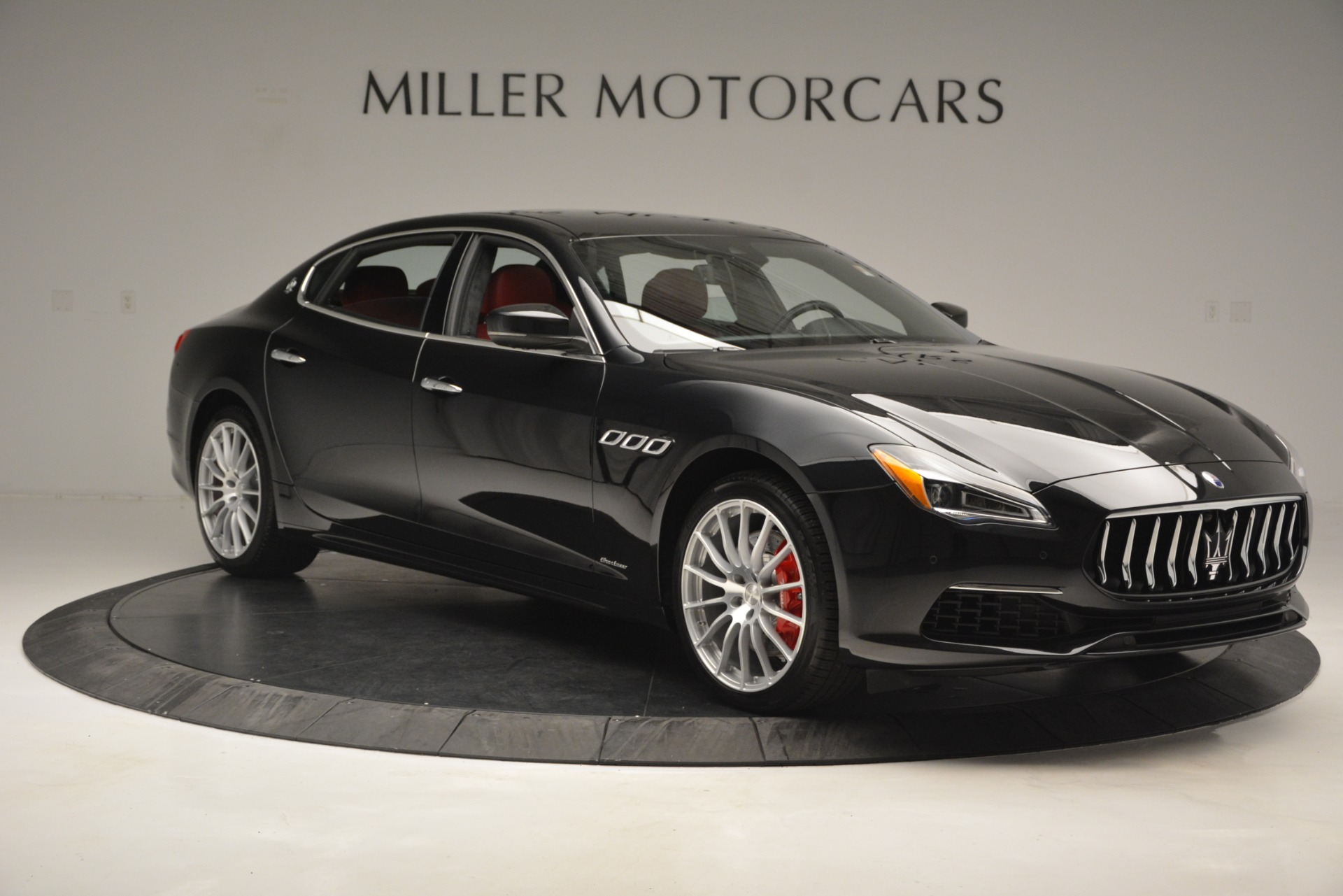 New 2019 Maserati Quattroporte S Q4 GranLusso For Sale In Greenwich, CT. Alfa Romeo of Greenwich, W629 2718_p11