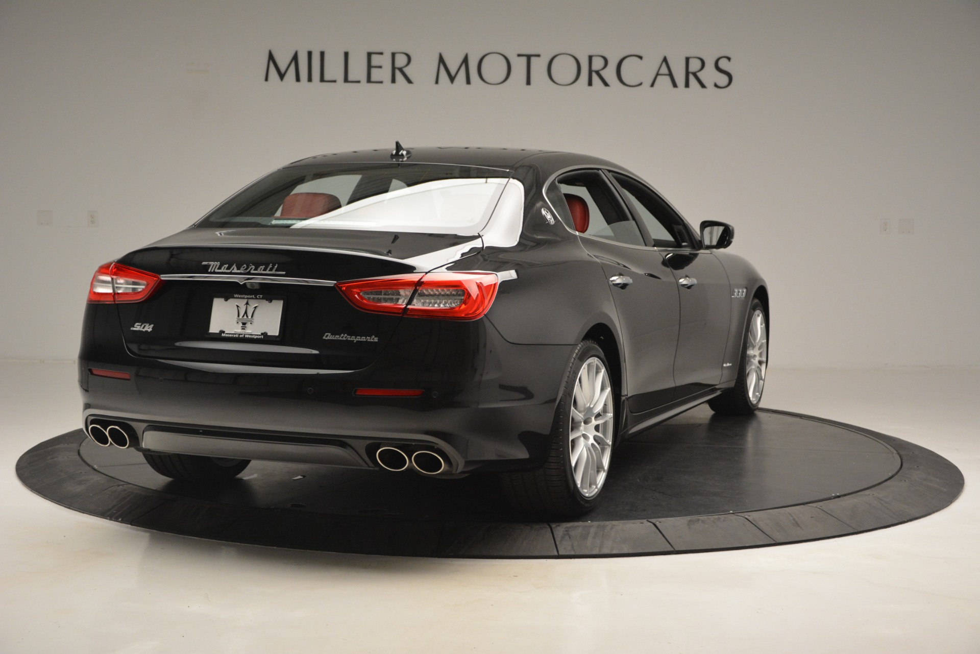 New 2019 Maserati Quattroporte S Q4 GranLusso For Sale In Greenwich, CT. Alfa Romeo of Greenwich, W629 2718_p7