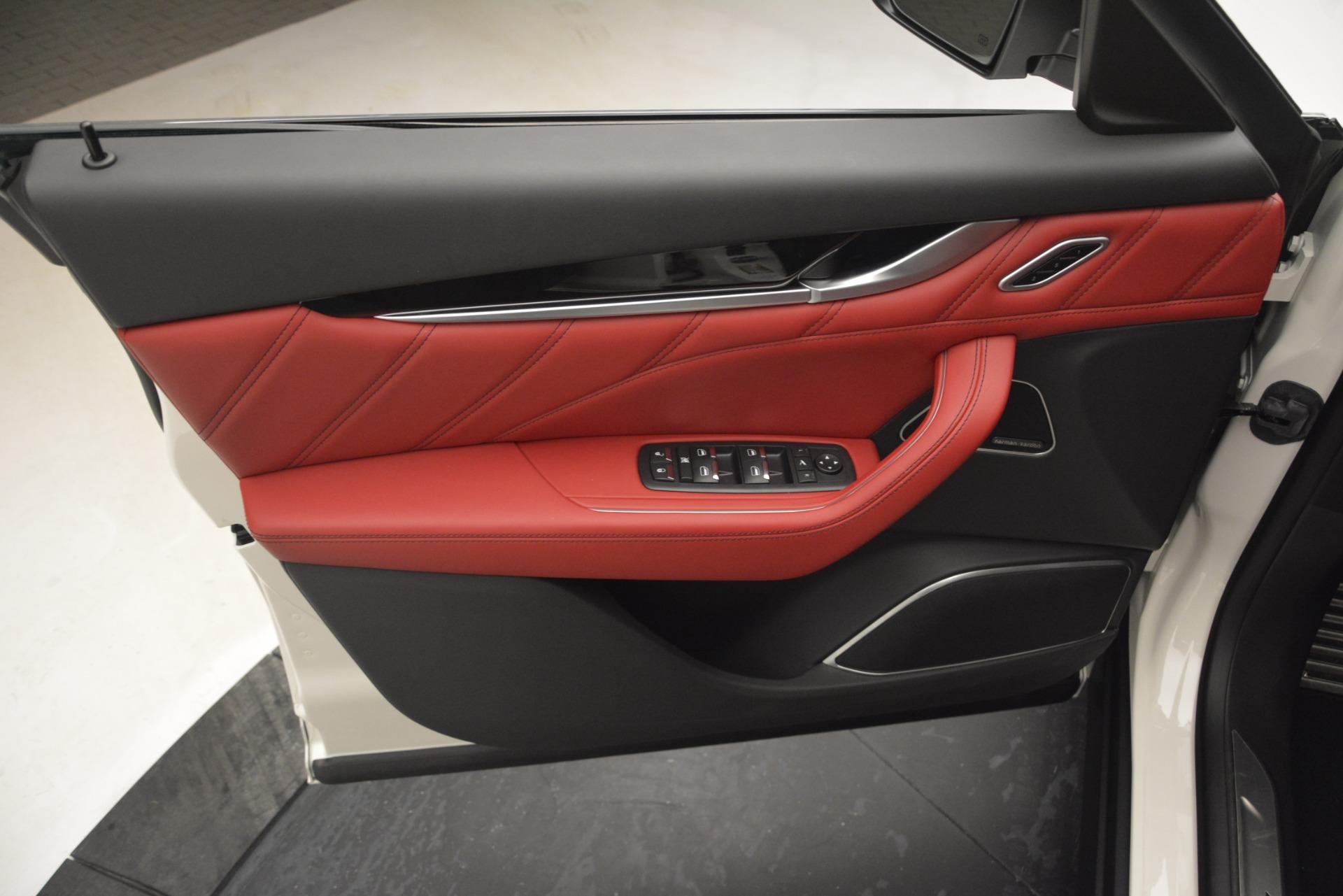 New 2019 Maserati Levante Q4 GranSport For Sale In Greenwich, CT. Alfa Romeo of Greenwich, M2210 2719_p19