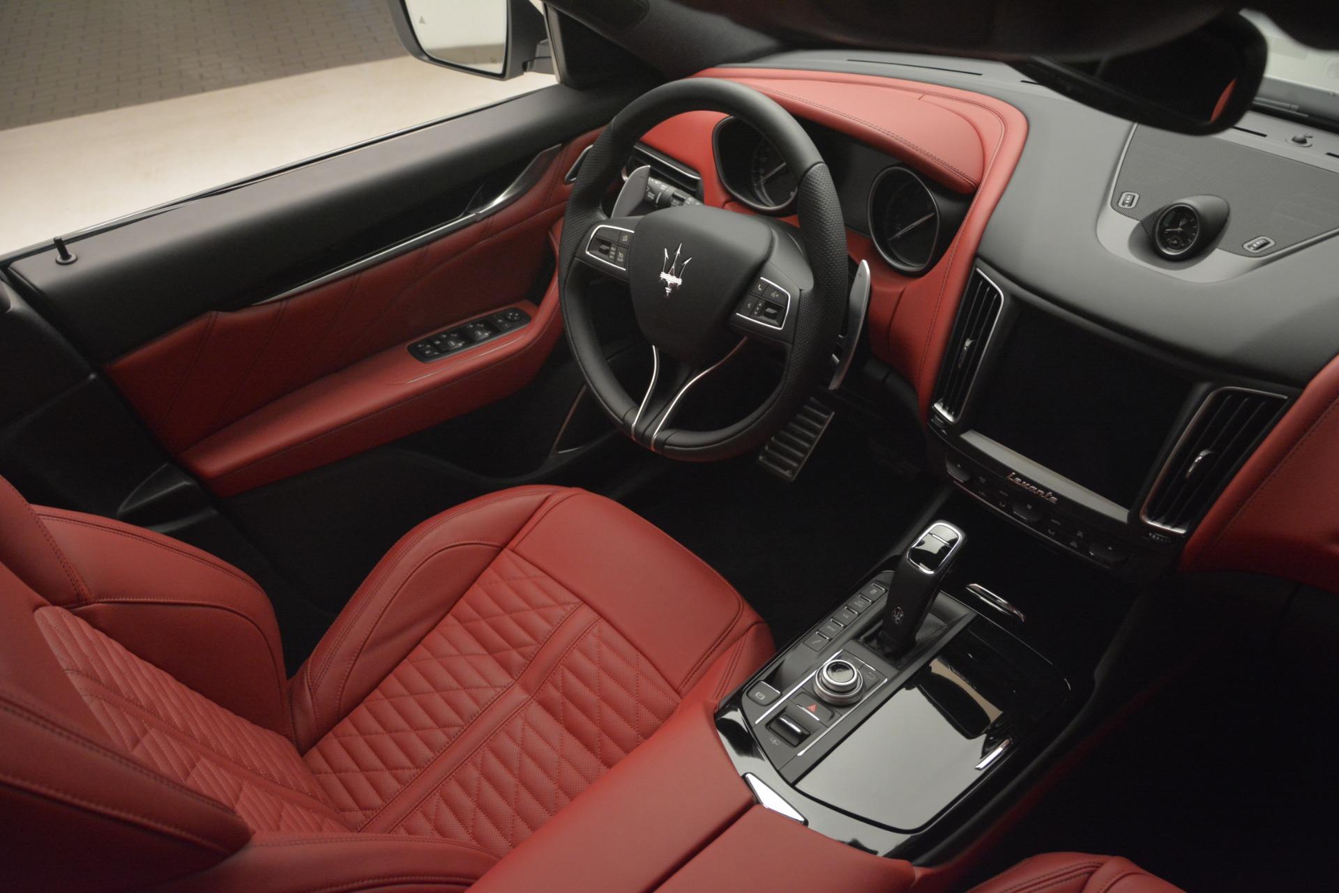 New 2019 Maserati Levante Q4 GranSport For Sale In Greenwich, CT. Alfa Romeo of Greenwich, M2210 2719_p20