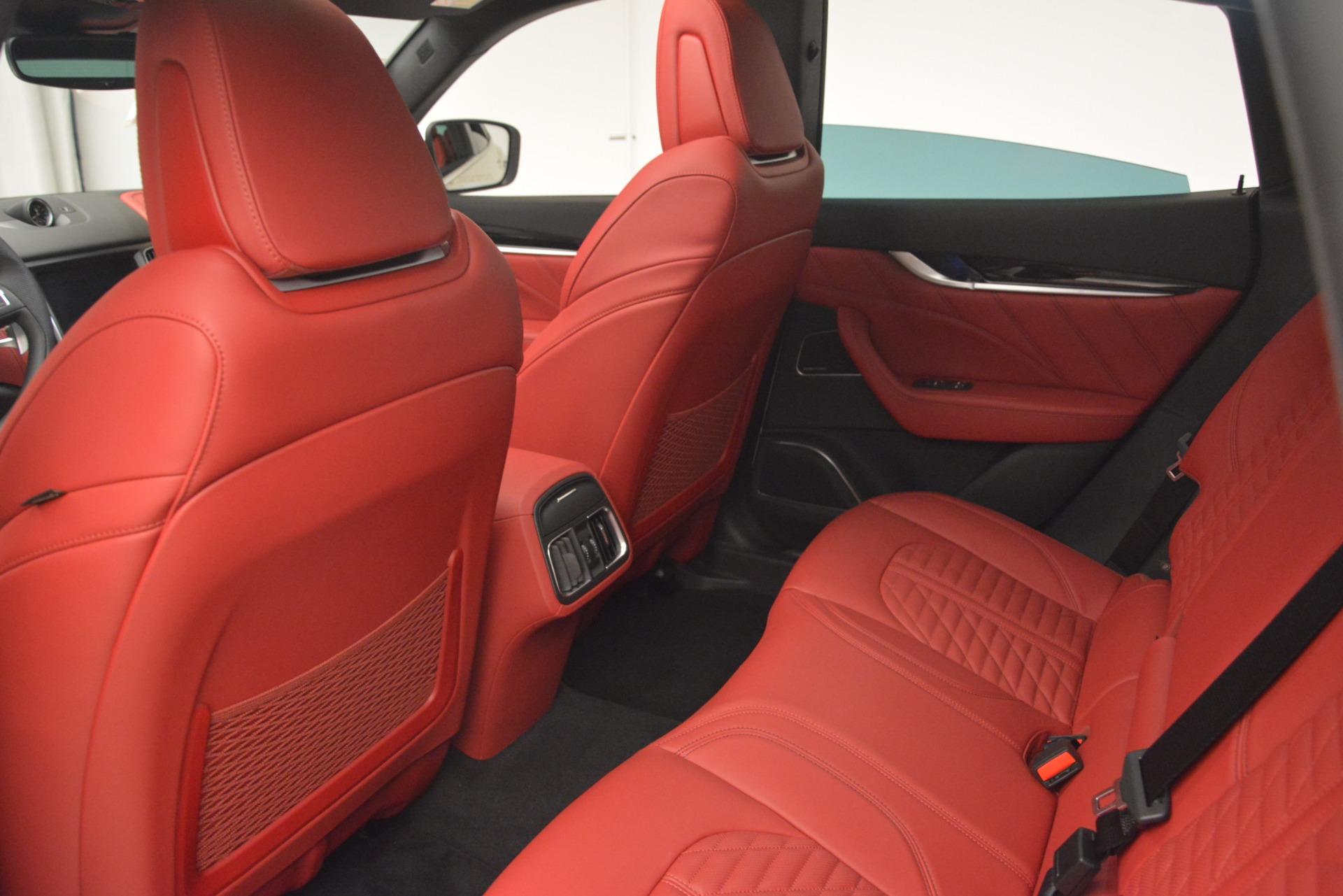 New 2019 Maserati Levante Q4 GranSport For Sale In Greenwich, CT. Alfa Romeo of Greenwich, M2210 2719_p22