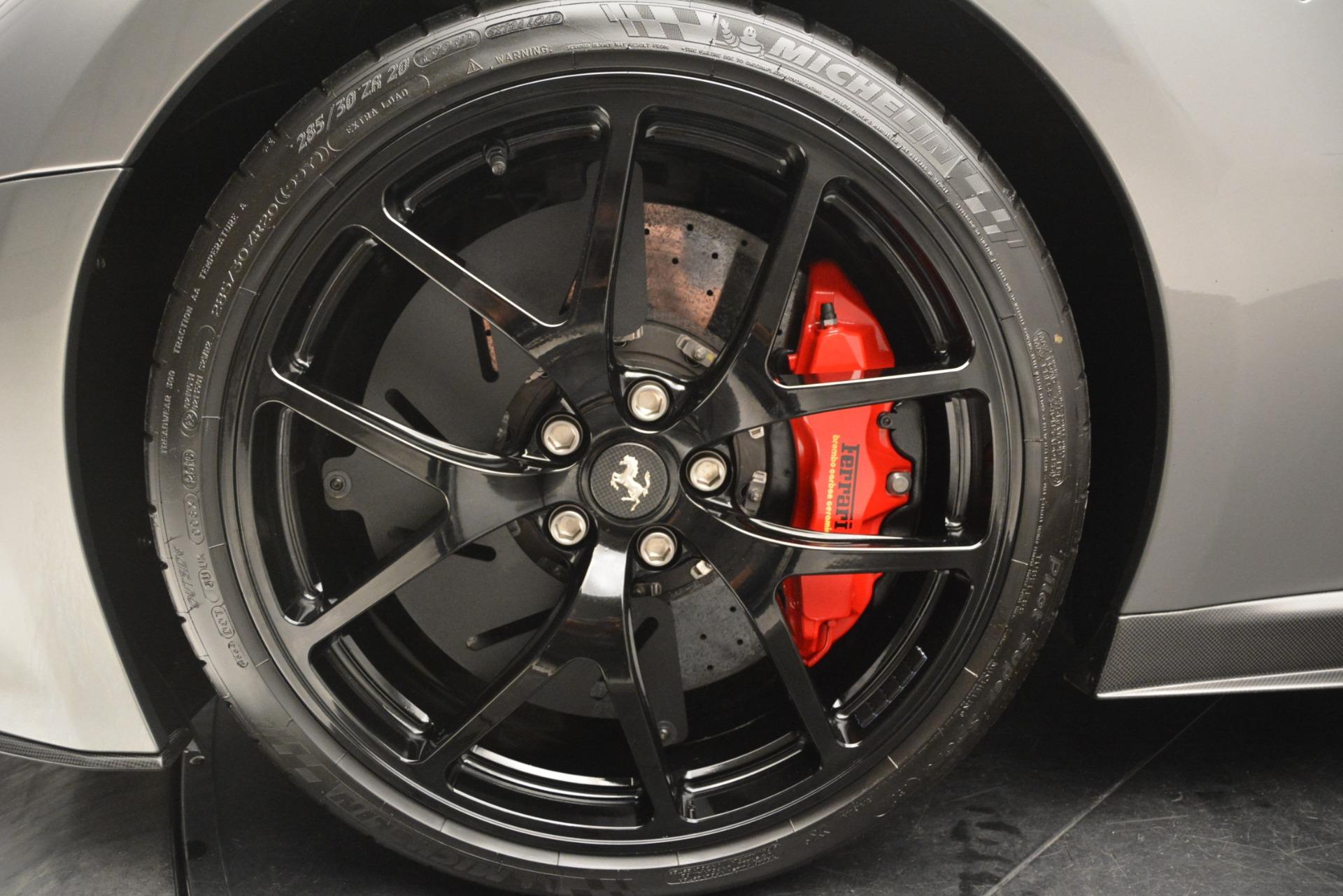 Used 2011 Ferrari 599 GTO  For Sale In Greenwich, CT. Alfa Romeo of Greenwich, 4504 2724_p16