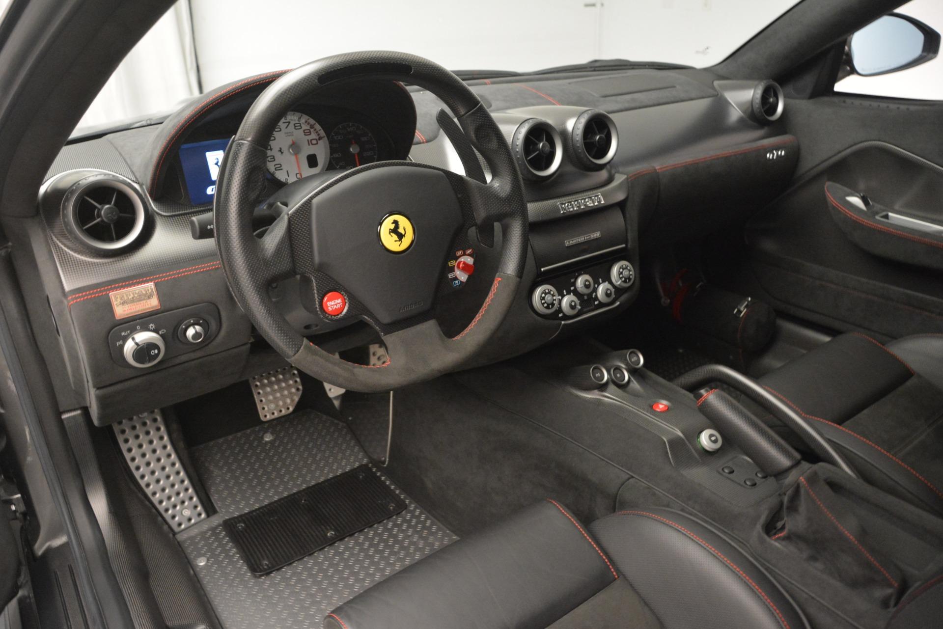 Used 2011 Ferrari 599 GTO  For Sale In Greenwich, CT. Alfa Romeo of Greenwich, 4504 2724_p22