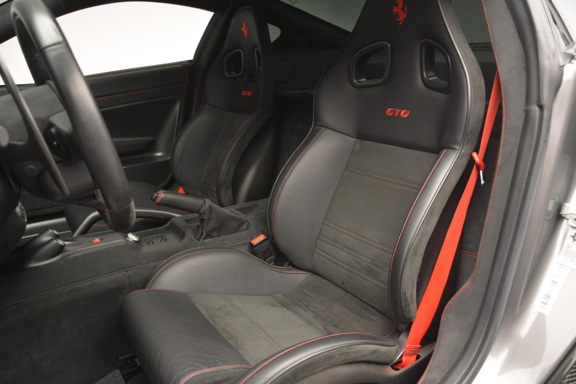 Used 2011 Ferrari 599 GTO  For Sale In Greenwich, CT. Alfa Romeo of Greenwich, 4504 2724_p24