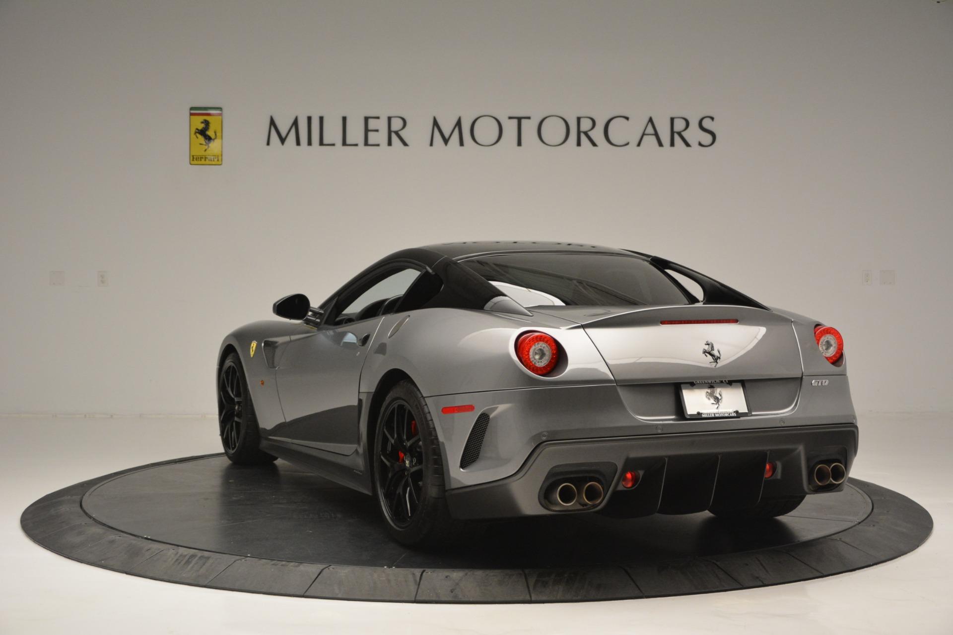 Used 2011 Ferrari 599 GTO  For Sale In Greenwich, CT. Alfa Romeo of Greenwich, 4504 2724_p5