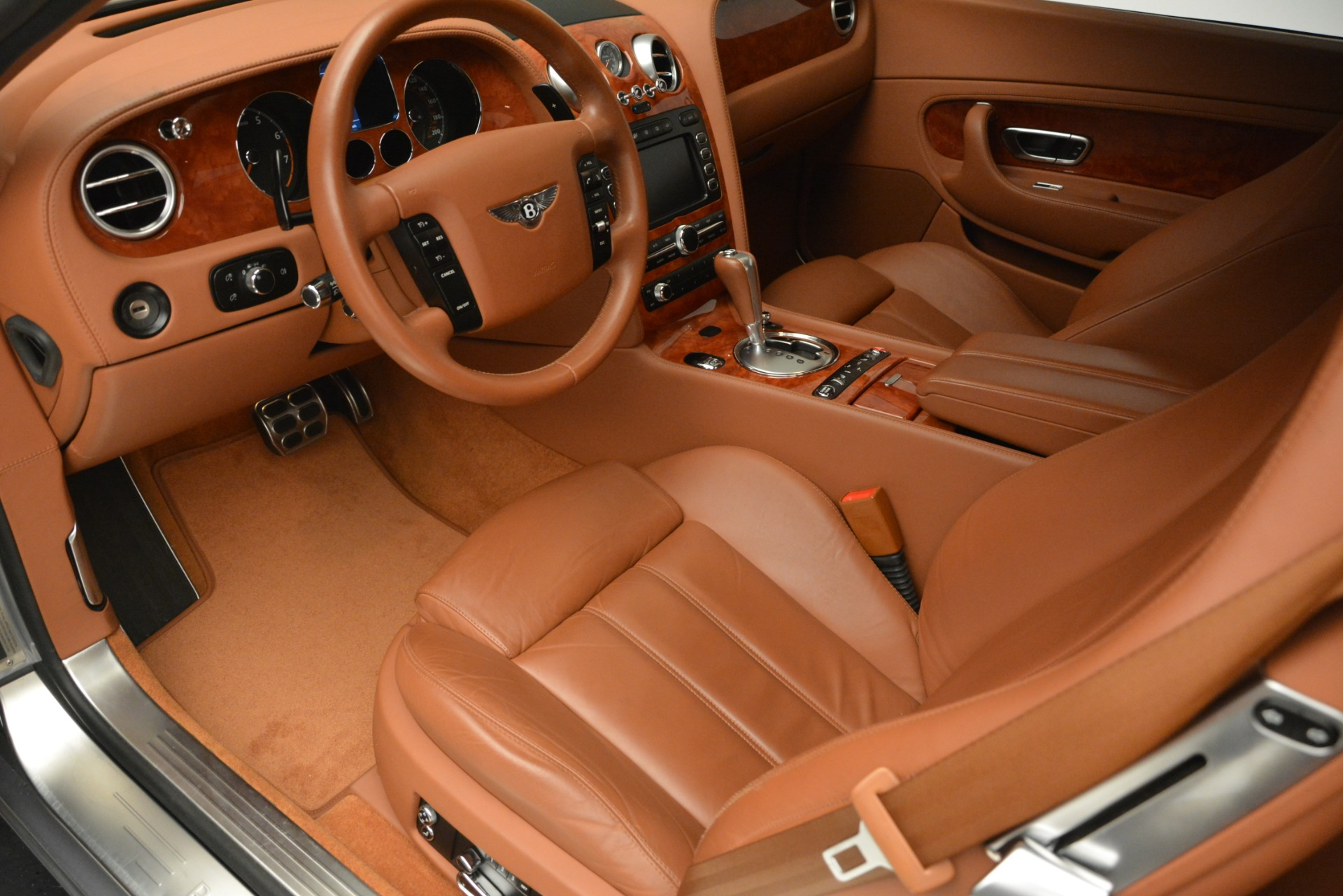 Used 2005 Bentley Continental GT GT Turbo For Sale In Greenwich, CT. Alfa Romeo of Greenwich, 7335A 2726_p17