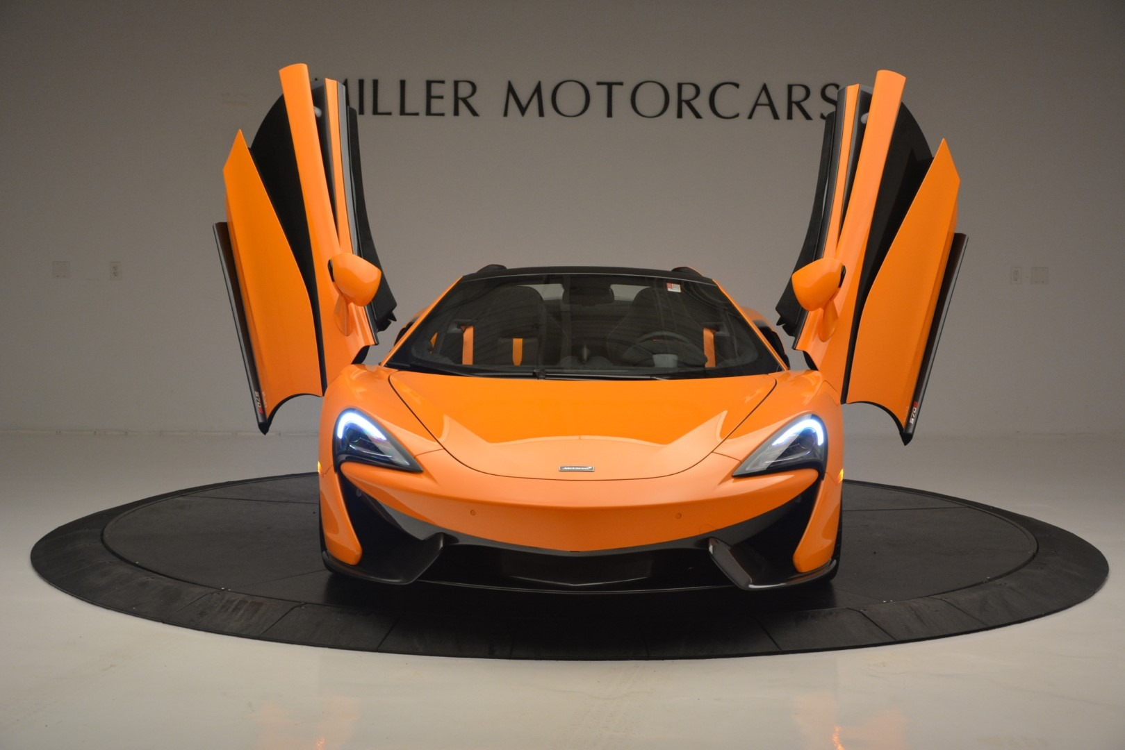 New 2019 McLaren 570S Spider Convertible For Sale In Greenwich, CT. Alfa Romeo of Greenwich, MC393 2728_p13