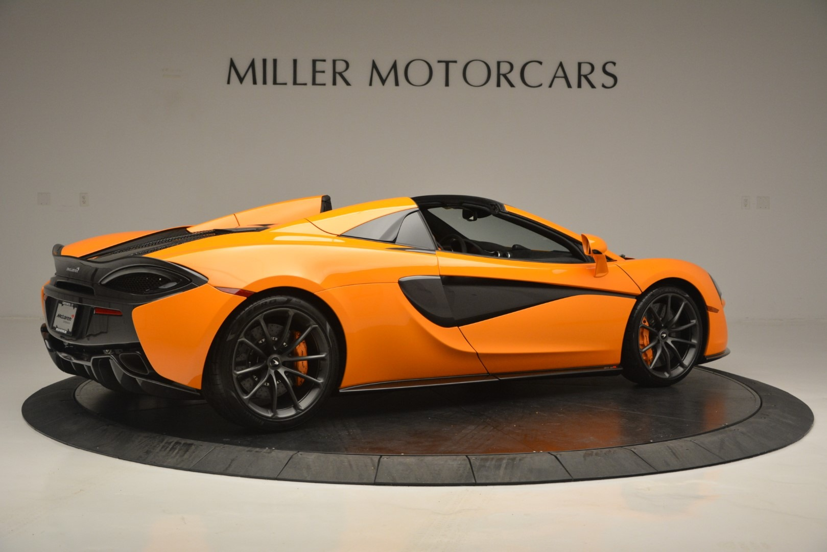 New 2019 McLaren 570S Spider Convertible For Sale In Greenwich, CT. Alfa Romeo of Greenwich, MC393 2728_p8