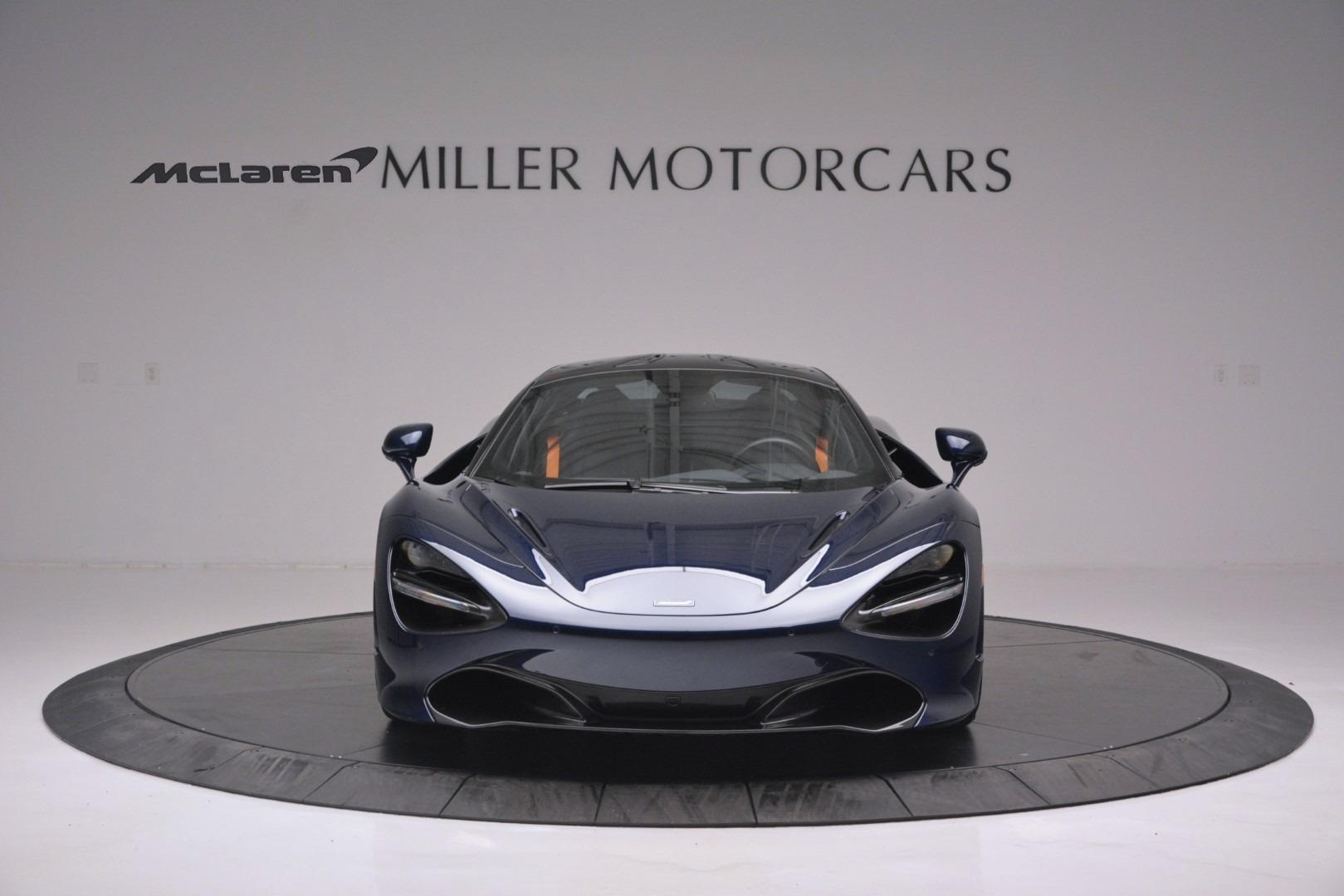 New 2019 McLaren 720S Coupe For Sale In Greenwich, CT. Alfa Romeo of Greenwich, MC389 2730_p12