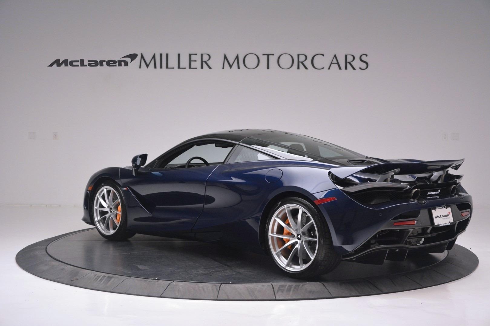 New 2019 McLaren 720S Coupe For Sale In Greenwich, CT. Alfa Romeo of Greenwich, MC389 2730_p4