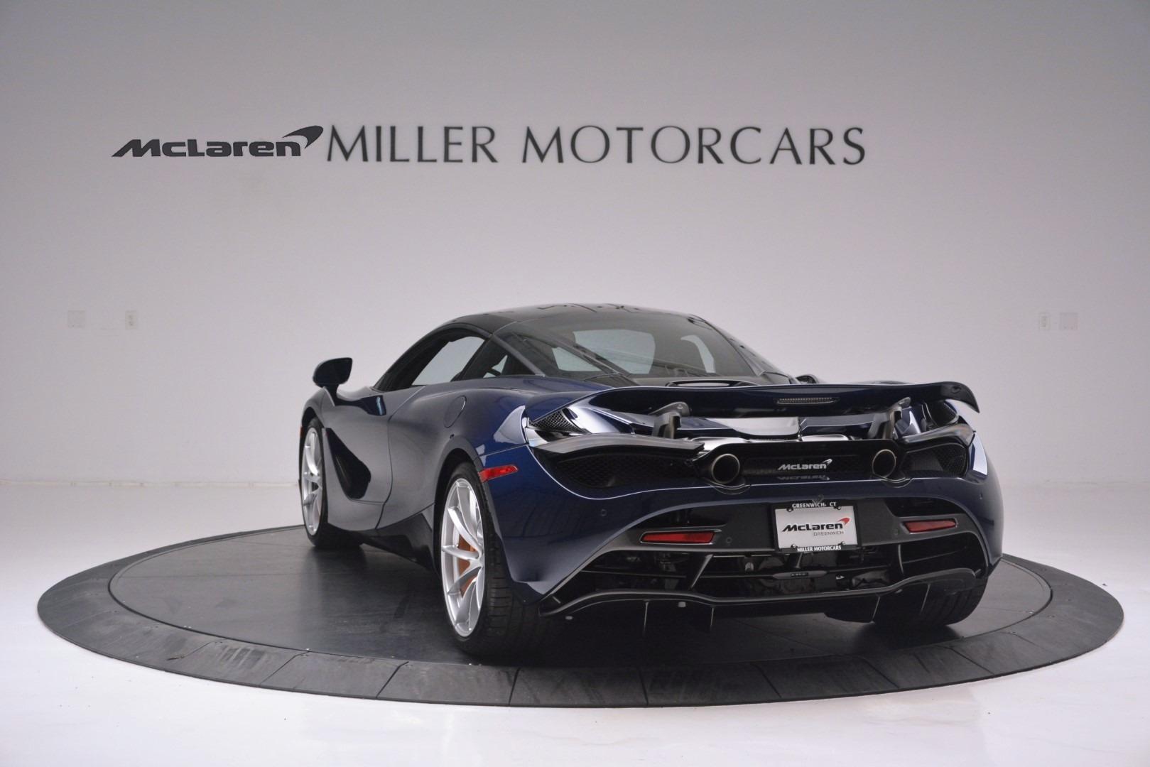 New 2019 McLaren 720S Coupe For Sale In Greenwich, CT. Alfa Romeo of Greenwich, MC389 2730_p5