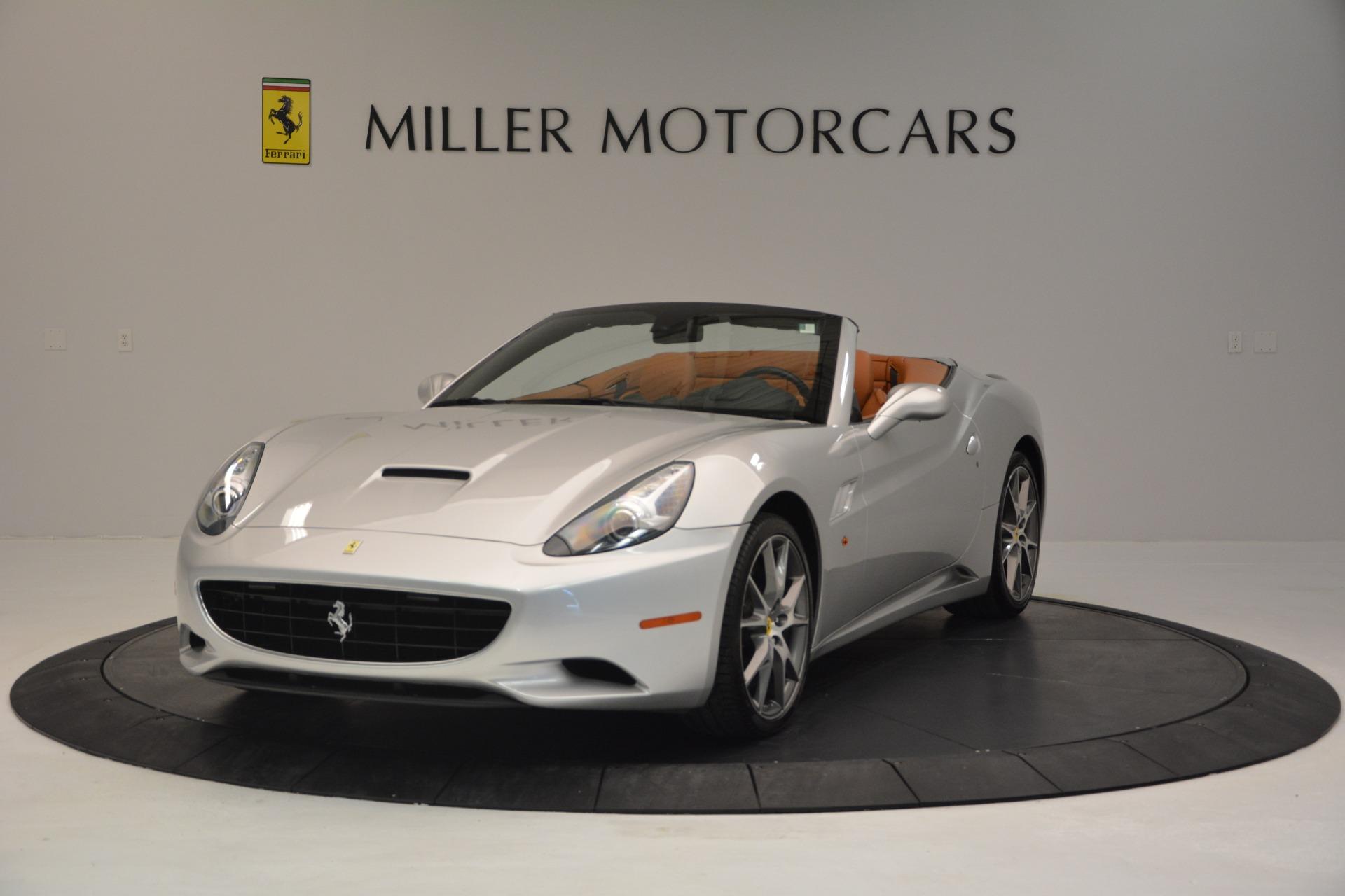 Used 2010 Ferrari California  For Sale In Greenwich, CT. Alfa Romeo of Greenwich, 4517 2732_main