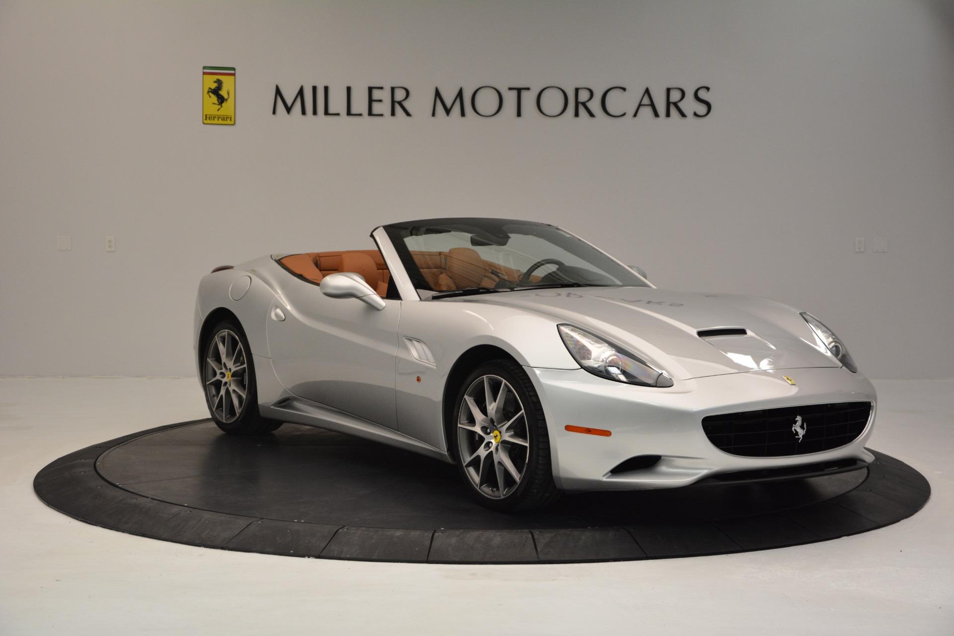 Used 2010 Ferrari California  For Sale In Greenwich, CT. Alfa Romeo of Greenwich, 4517 2732_p11