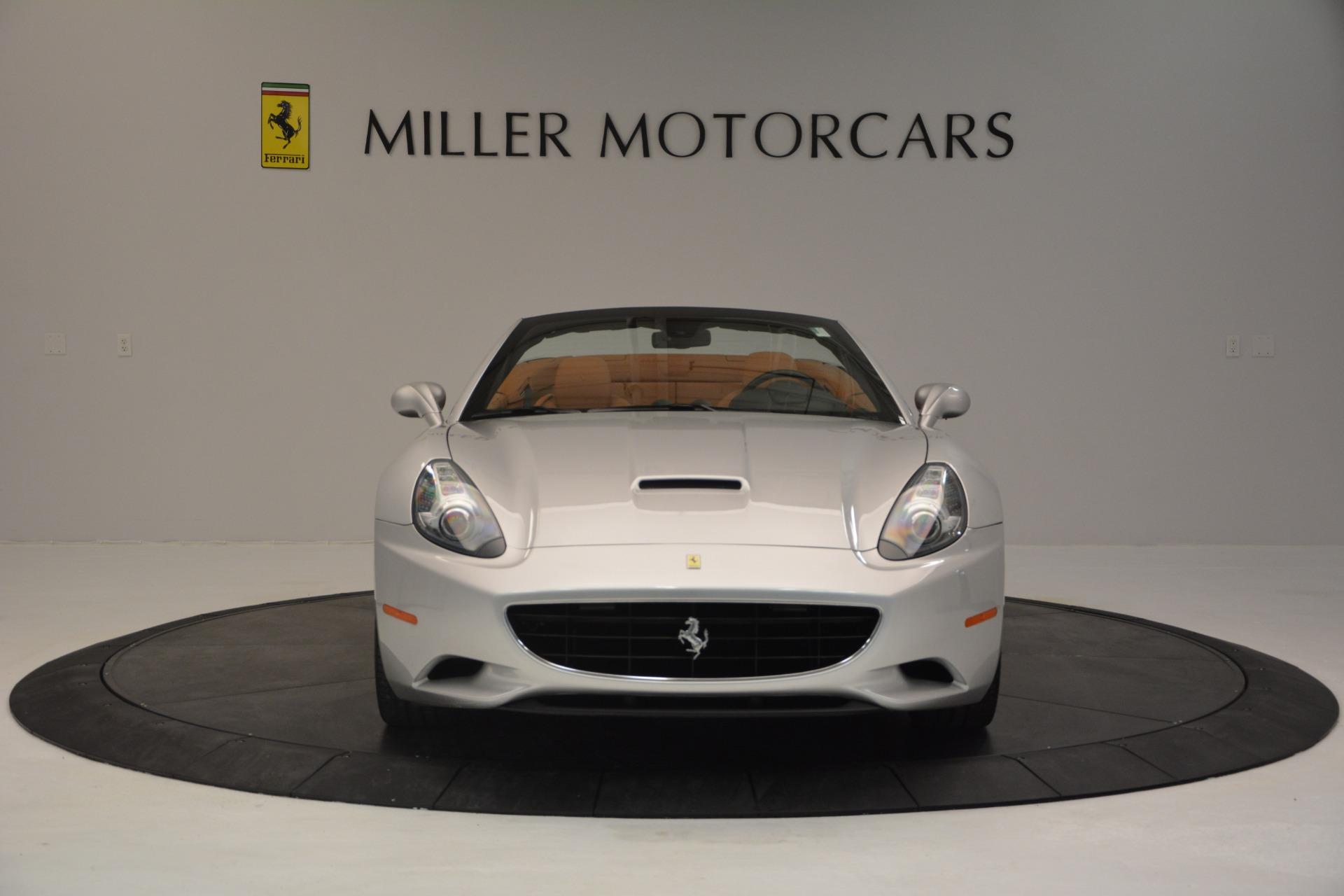 Used 2010 Ferrari California  For Sale In Greenwich, CT. Alfa Romeo of Greenwich, 4517 2732_p12