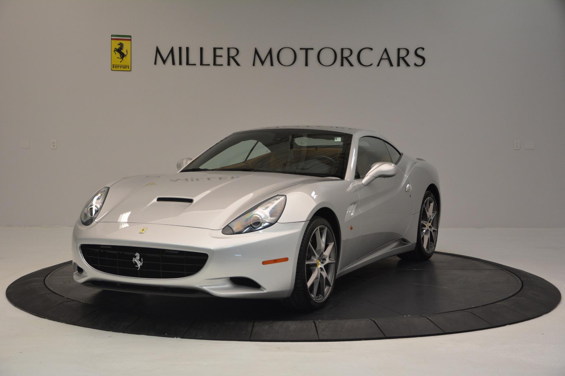 Used 2010 Ferrari California  For Sale In Greenwich, CT. Alfa Romeo of Greenwich, 4517 2732_p13