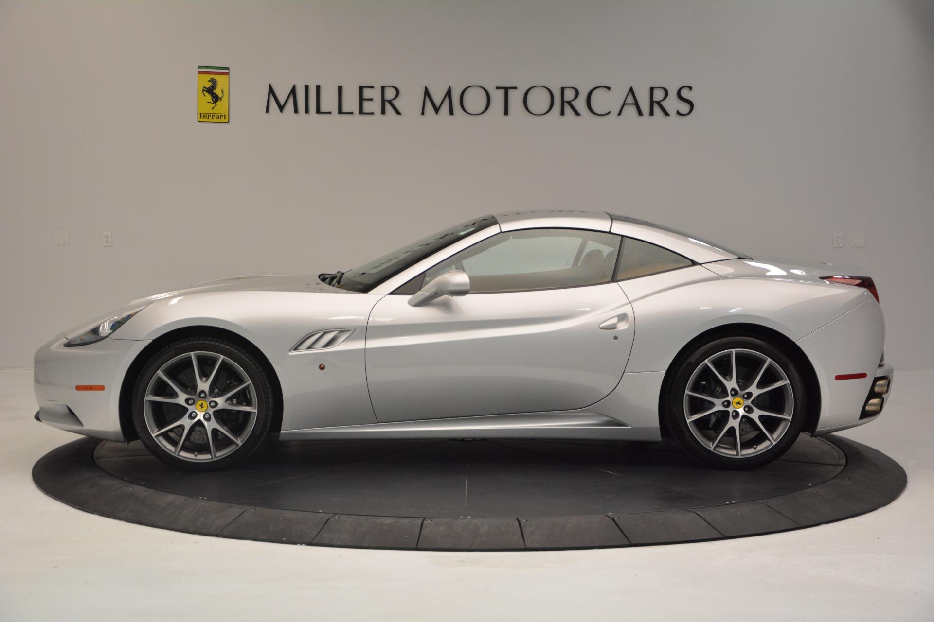 Used 2010 Ferrari California  For Sale In Greenwich, CT. Alfa Romeo of Greenwich, 4517 2732_p15