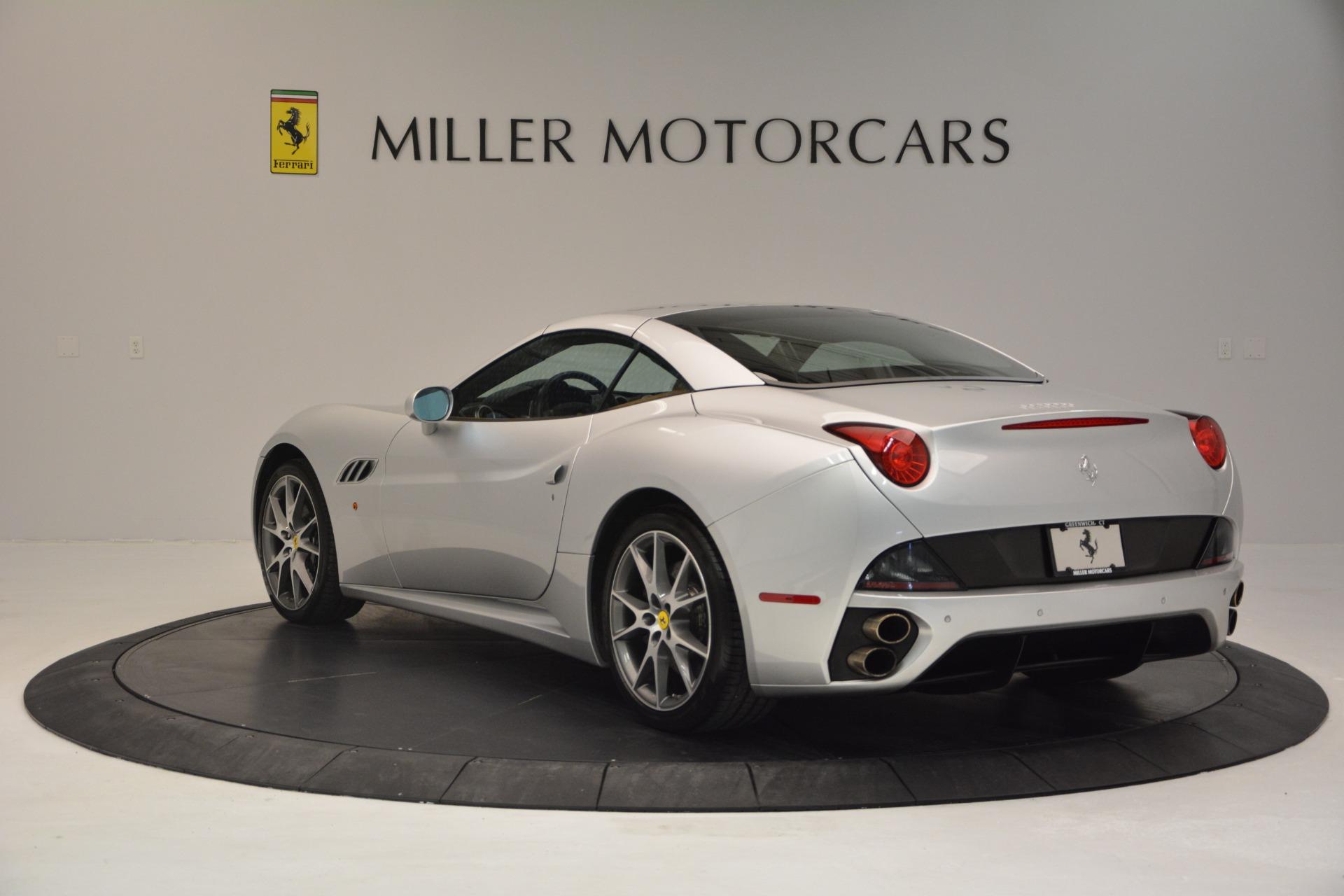 Used 2010 Ferrari California  For Sale In Greenwich, CT. Alfa Romeo of Greenwich, 4517 2732_p17