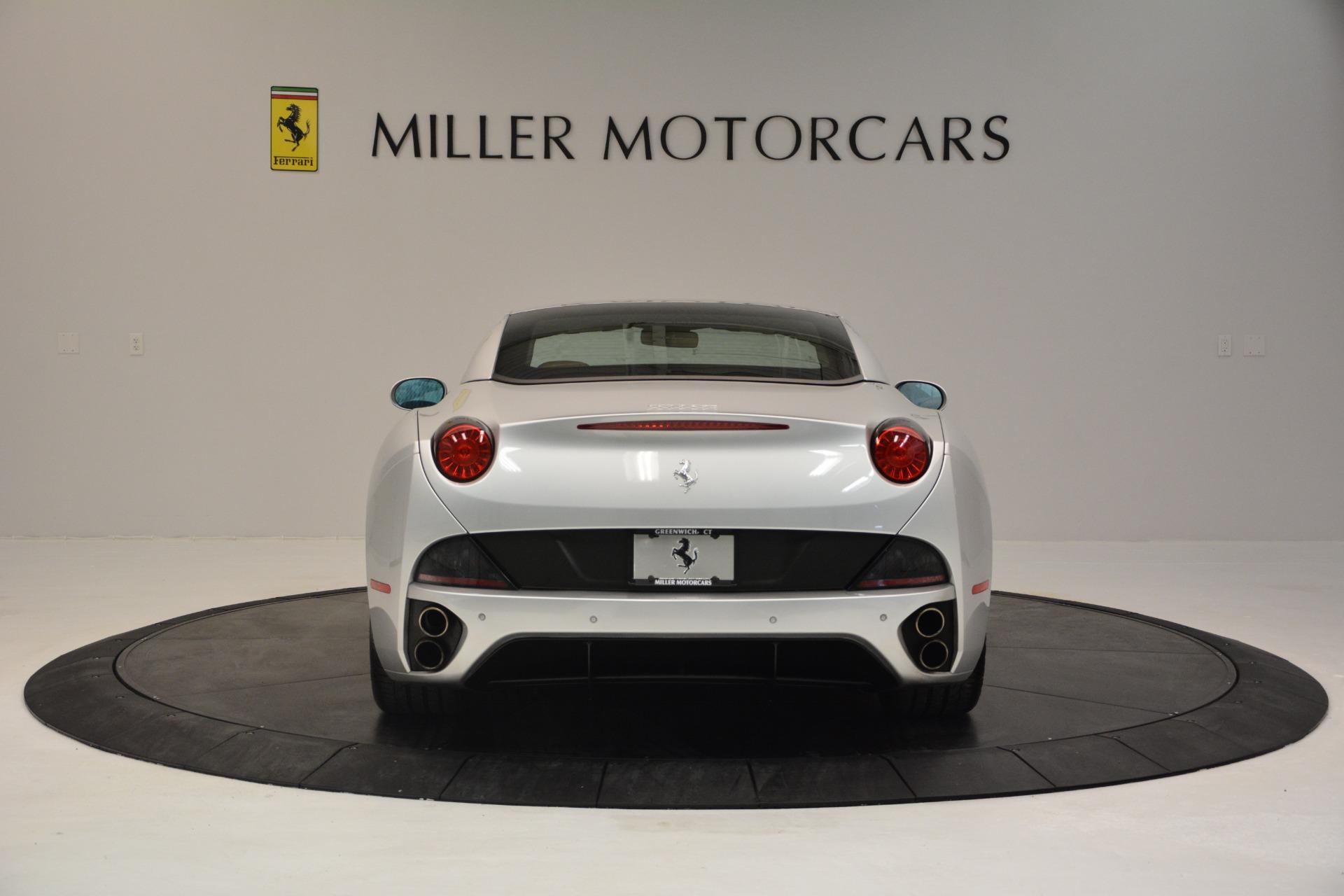 Used 2010 Ferrari California  For Sale In Greenwich, CT. Alfa Romeo of Greenwich, 4517 2732_p18