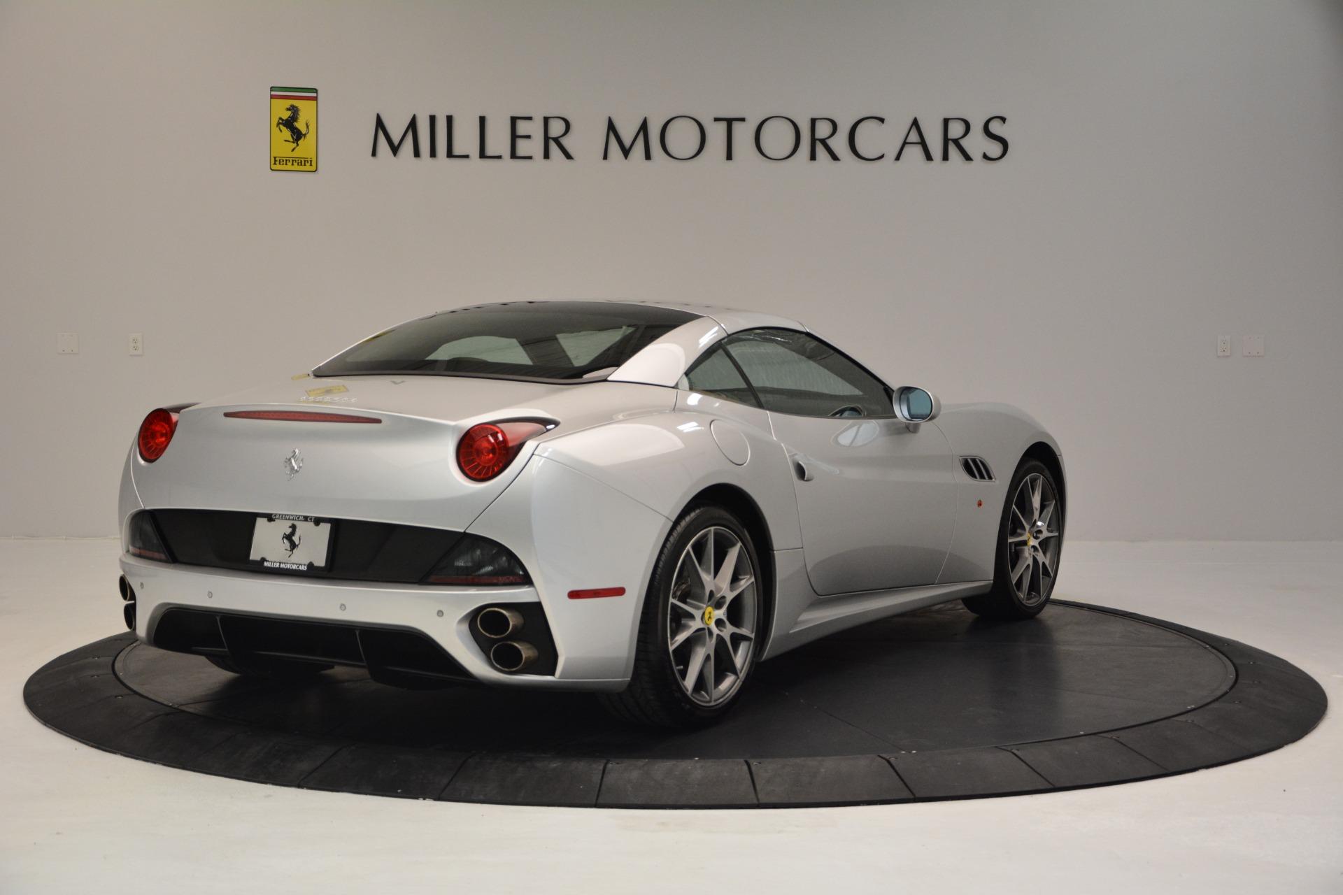 Used 2010 Ferrari California  For Sale In Greenwich, CT. Alfa Romeo of Greenwich, 4517 2732_p19