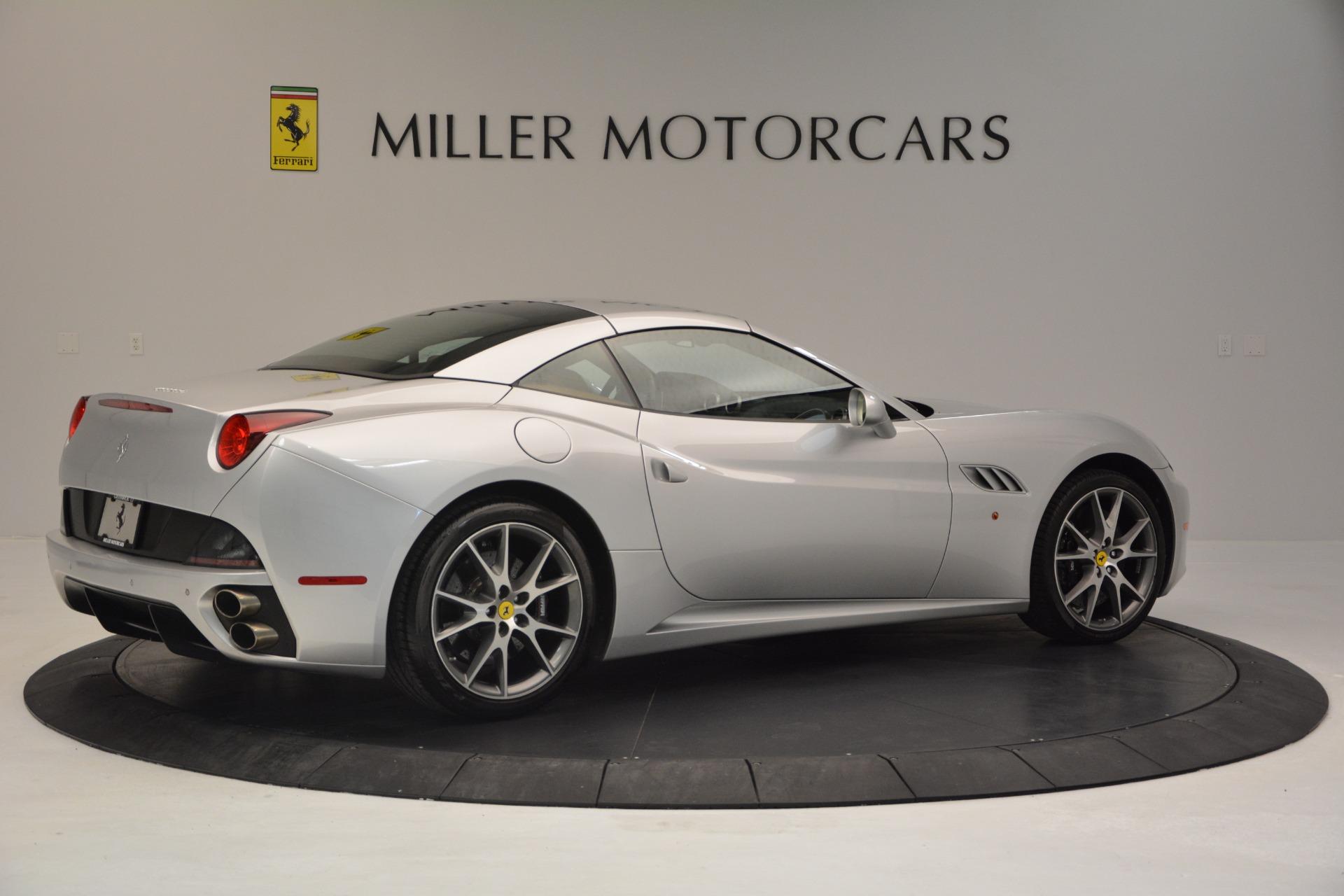 Used 2010 Ferrari California  For Sale In Greenwich, CT. Alfa Romeo of Greenwich, 4517 2732_p20