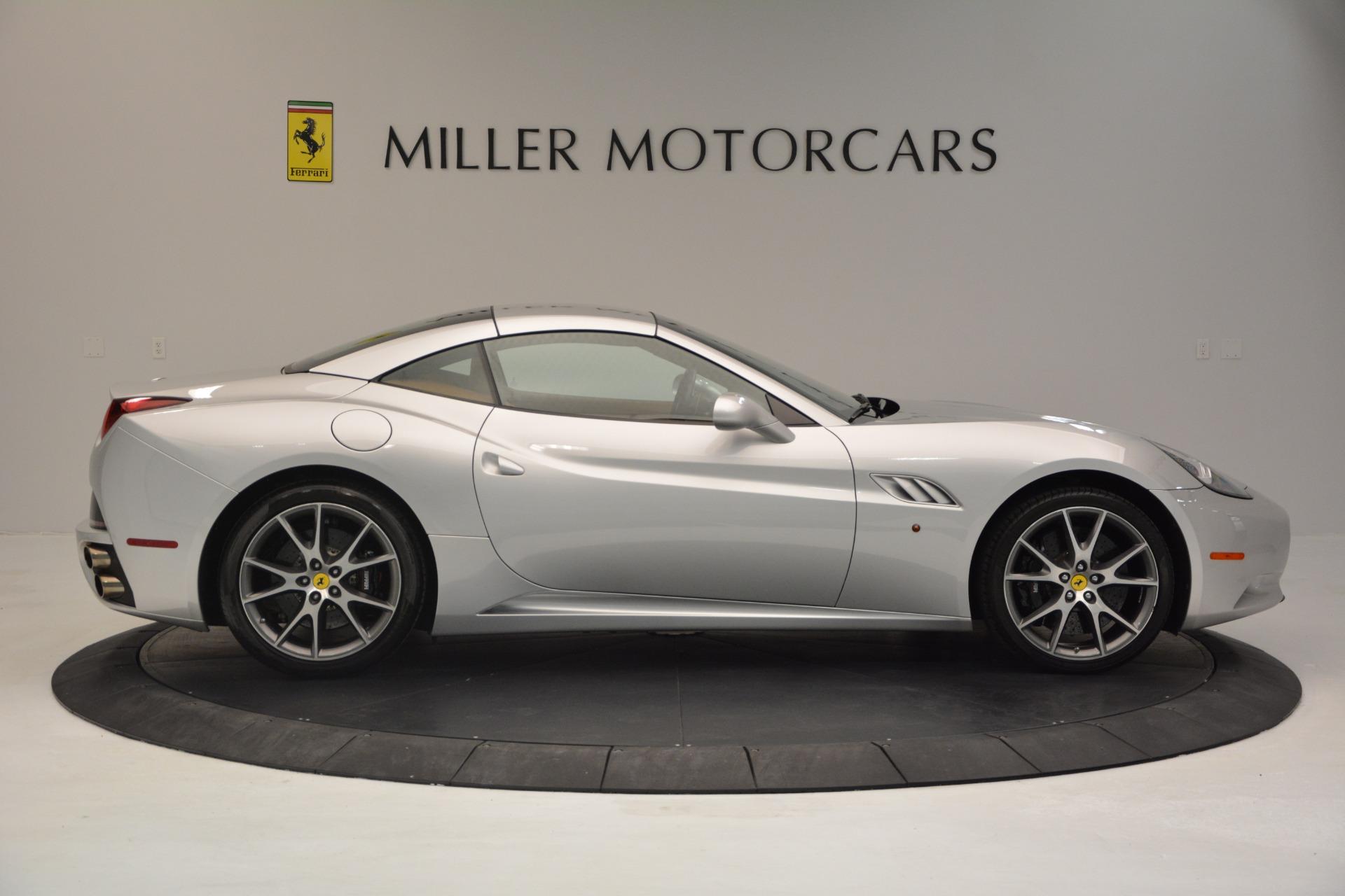 Used 2010 Ferrari California  For Sale In Greenwich, CT. Alfa Romeo of Greenwich, 4517 2732_p21