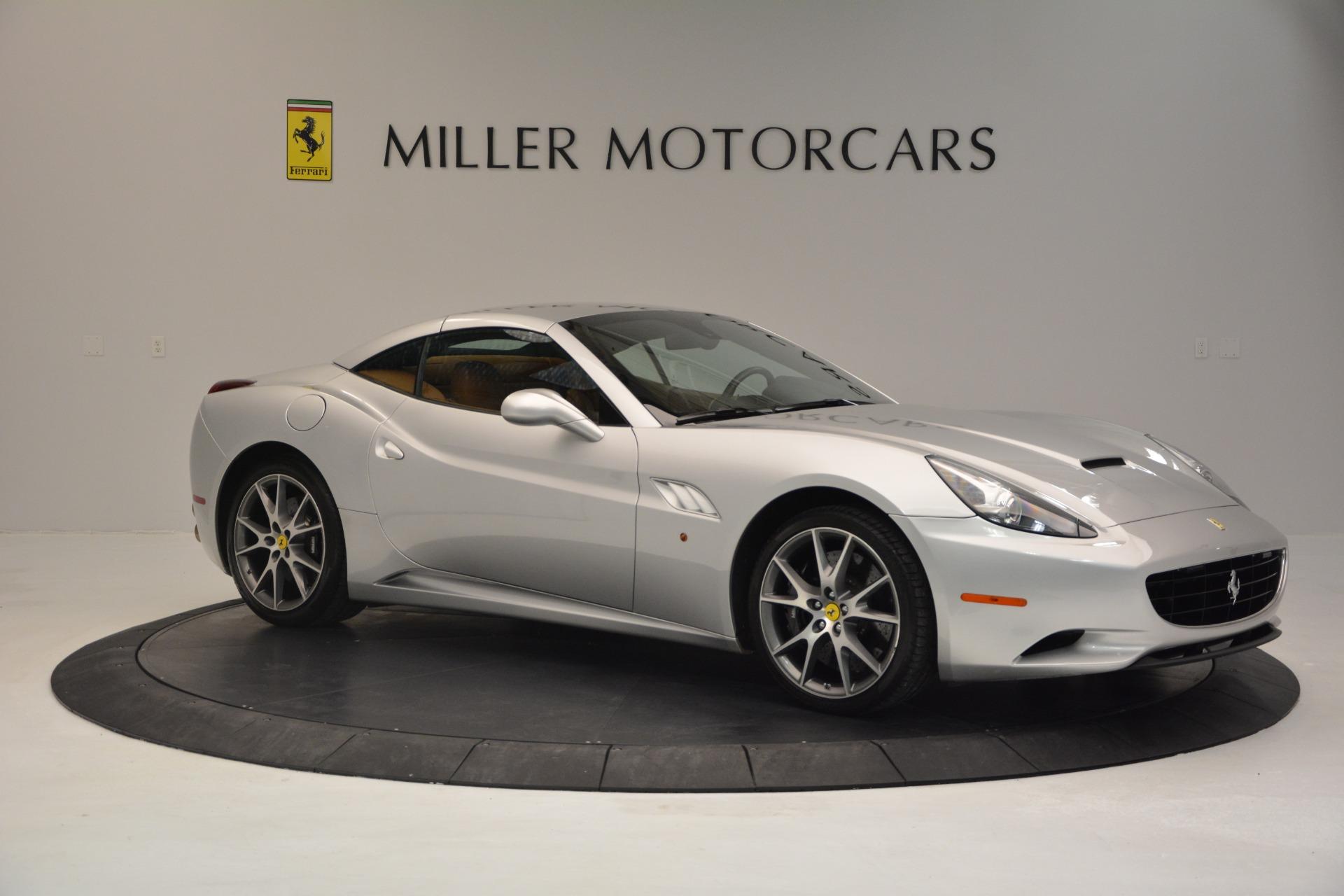 Used 2010 Ferrari California  For Sale In Greenwich, CT. Alfa Romeo of Greenwich, 4517 2732_p22