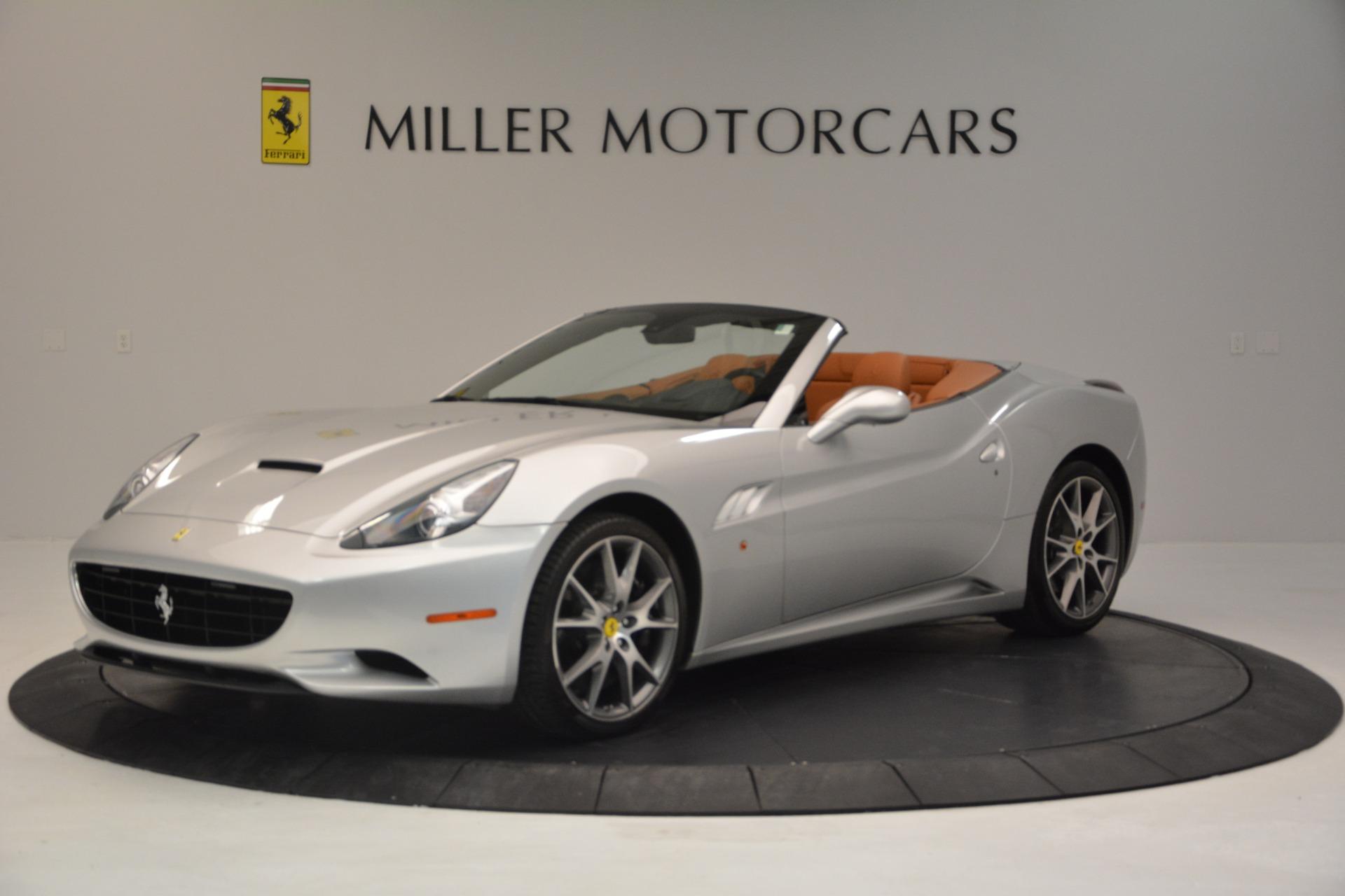 Used 2010 Ferrari California  For Sale In Greenwich, CT. Alfa Romeo of Greenwich, 4517 2732_p2