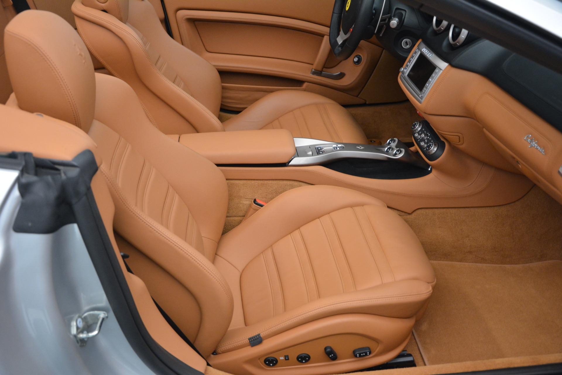 Used 2010 Ferrari California  For Sale In Greenwich, CT. Alfa Romeo of Greenwich, 4517 2732_p31