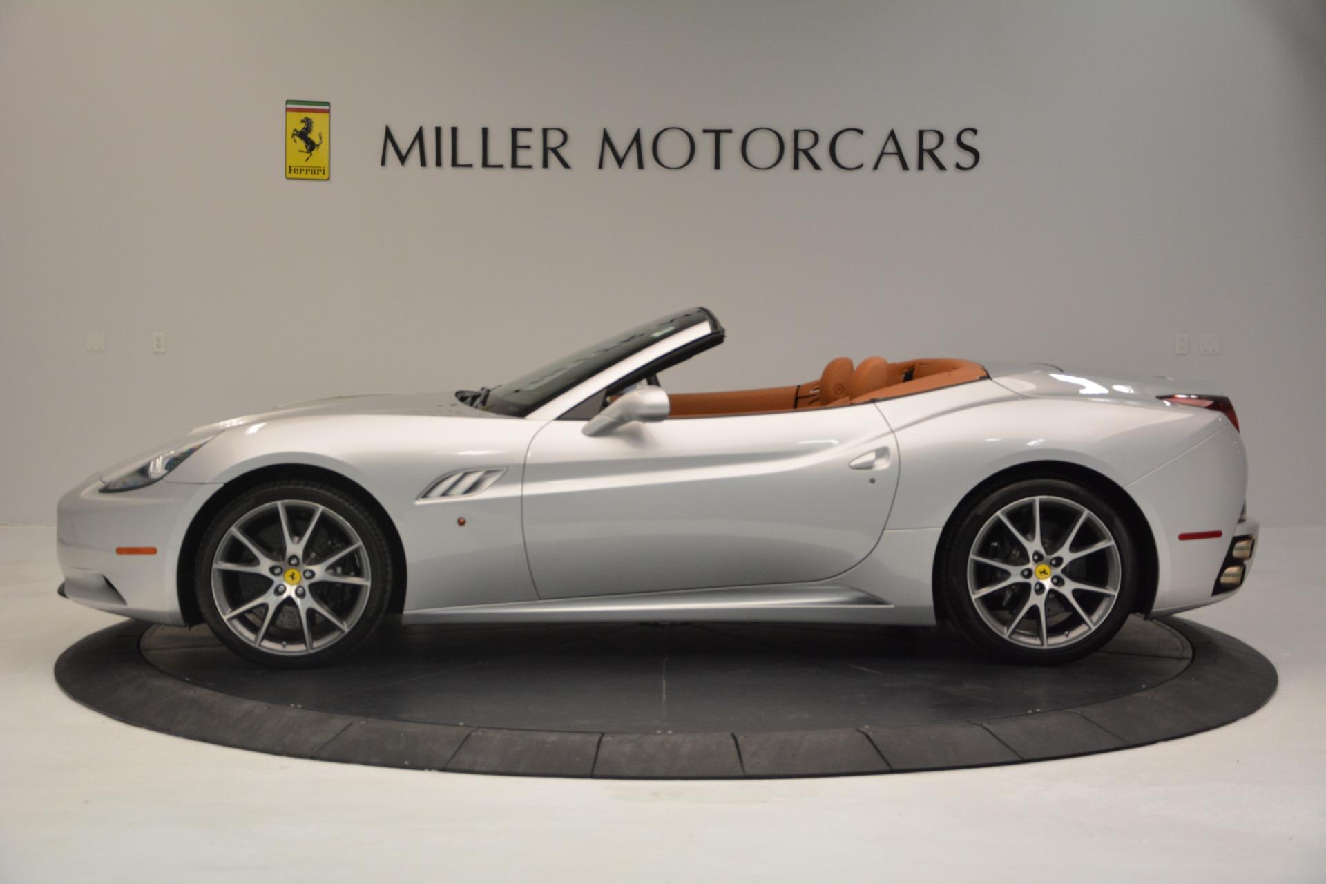 Used 2010 Ferrari California  For Sale In Greenwich, CT. Alfa Romeo of Greenwich, 4517 2732_p3