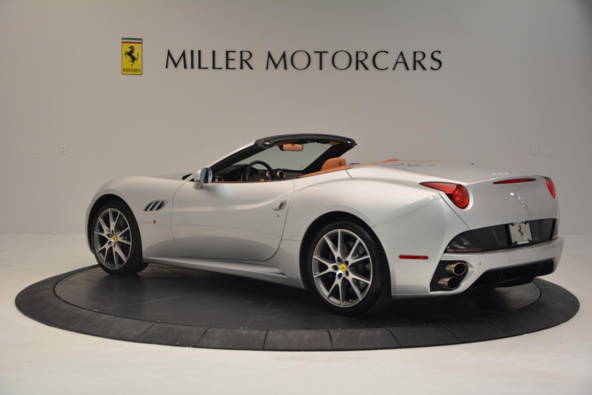 Used 2010 Ferrari California  For Sale In Greenwich, CT. Alfa Romeo of Greenwich, 4517 2732_p4