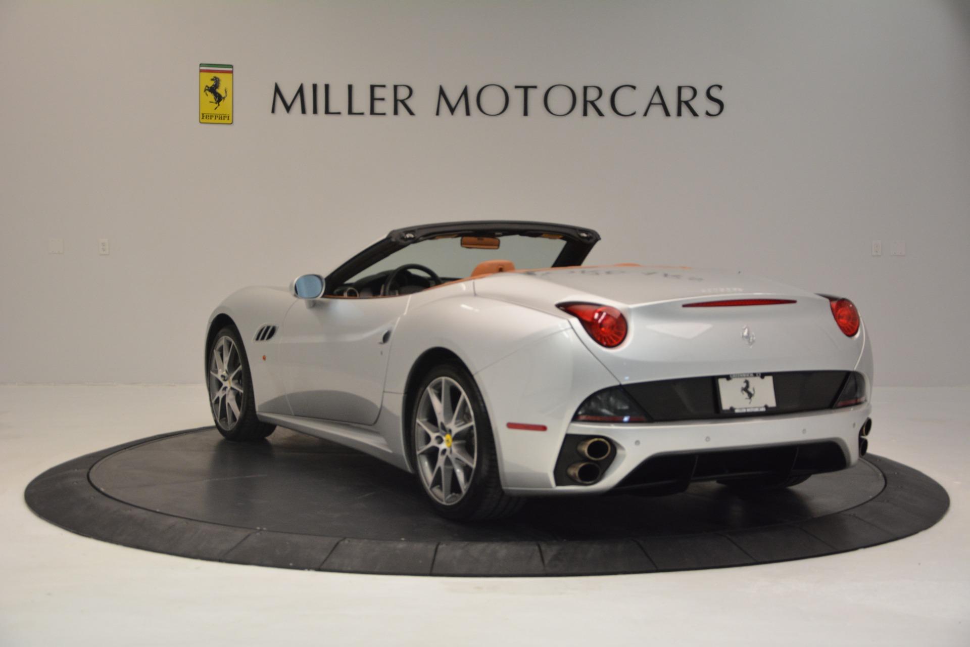 Used 2010 Ferrari California  For Sale In Greenwich, CT. Alfa Romeo of Greenwich, 4517 2732_p5