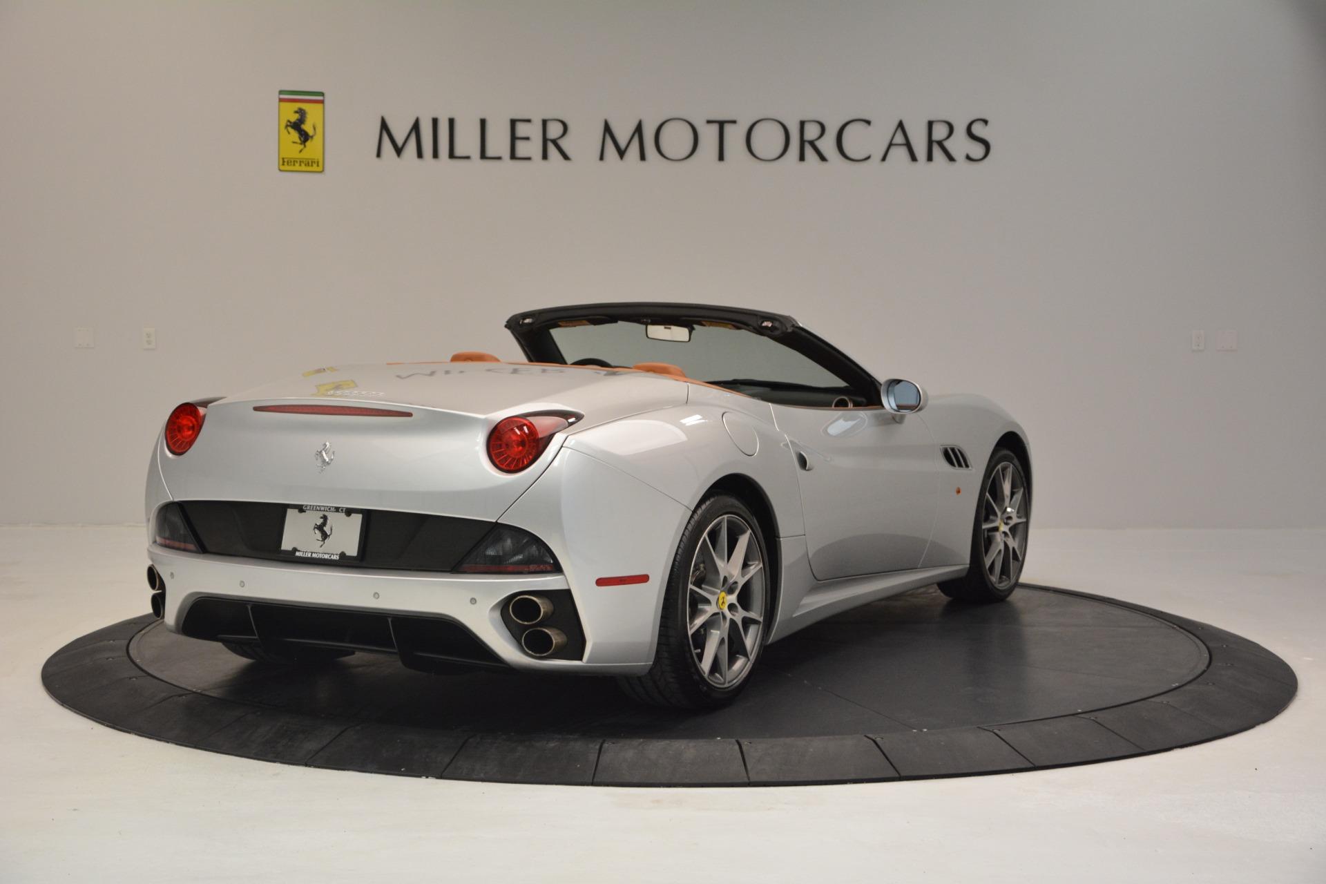 Used 2010 Ferrari California  For Sale In Greenwich, CT. Alfa Romeo of Greenwich, 4517 2732_p7