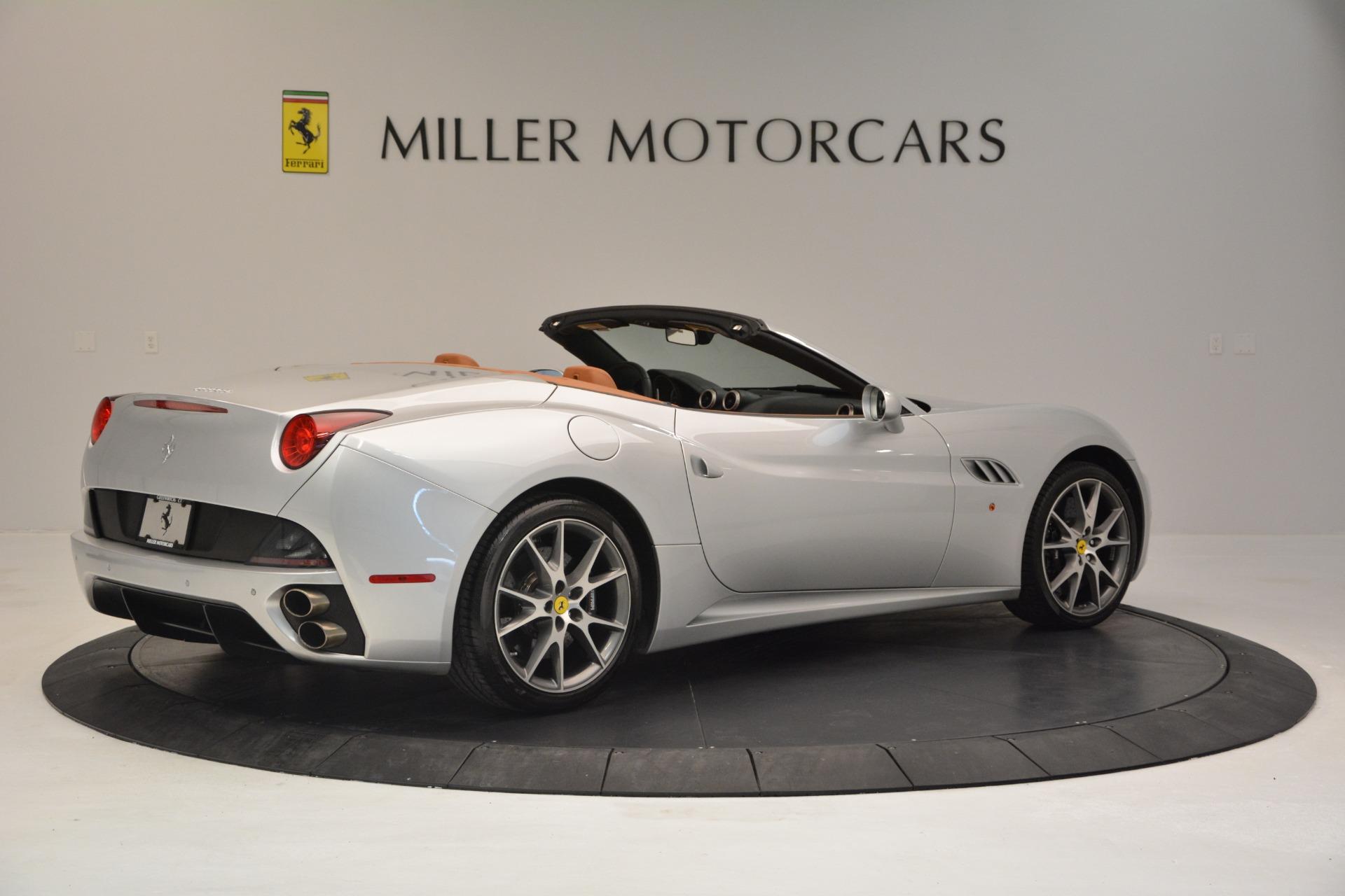 Used 2010 Ferrari California  For Sale In Greenwich, CT. Alfa Romeo of Greenwich, 4517 2732_p8