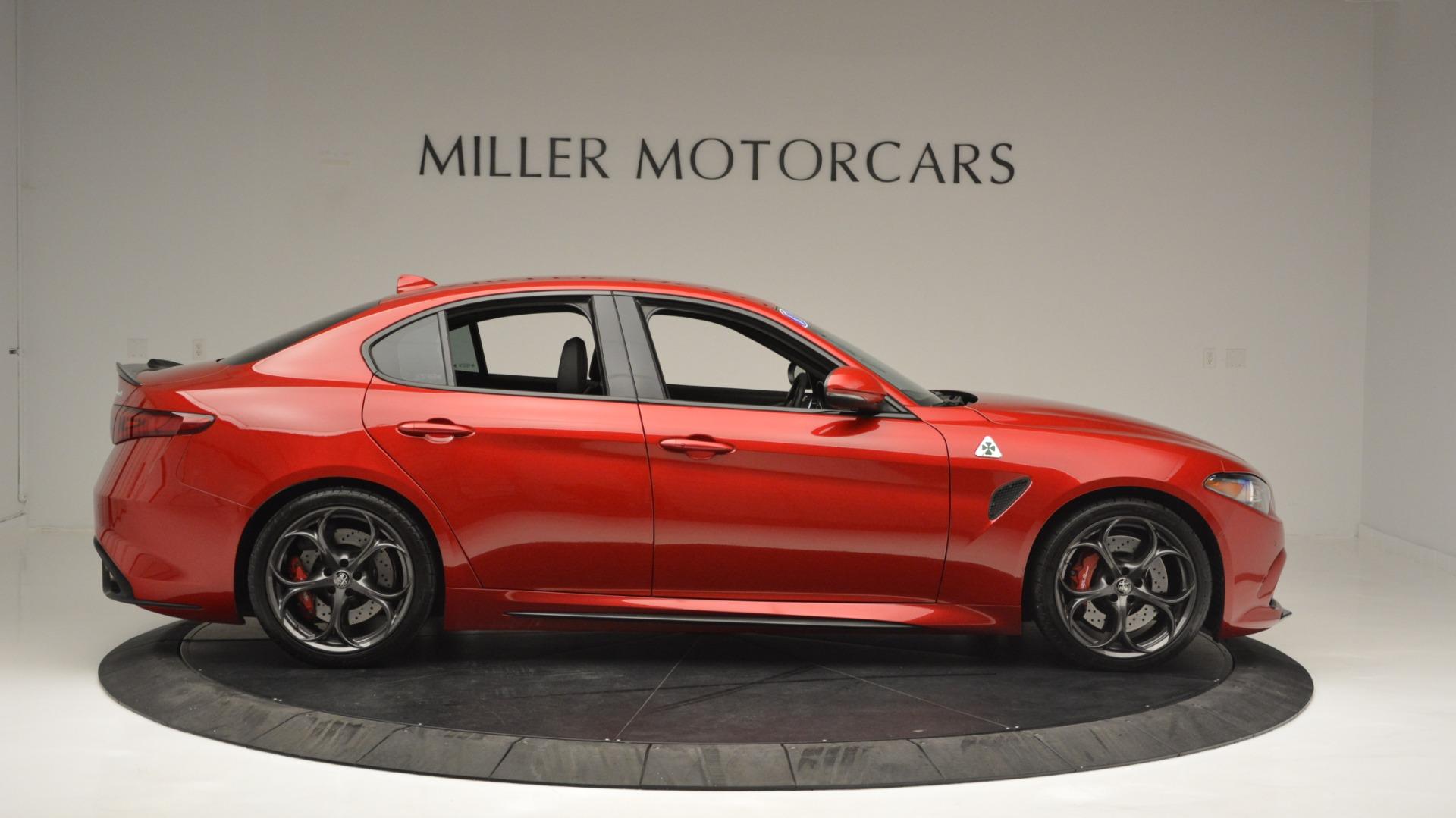 Used 2017 Alfa Romeo Giulia Quadrifoglio  For Sale In Greenwich, CT. Alfa Romeo of Greenwich, F1929A 2733_p10