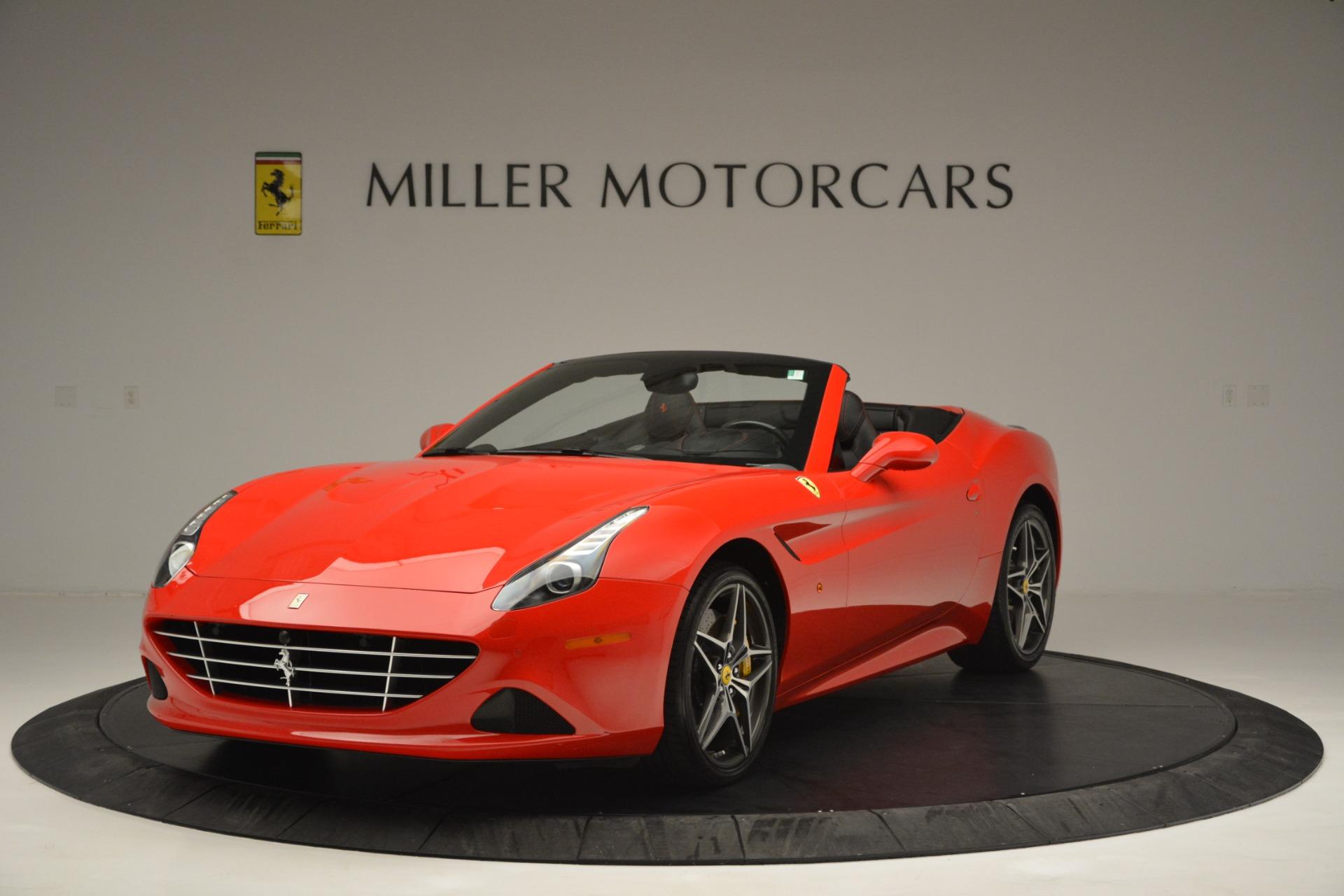 Used 2016 Ferrari California T  For Sale In Greenwich, CT. Alfa Romeo of Greenwich, F1927A 2734_main