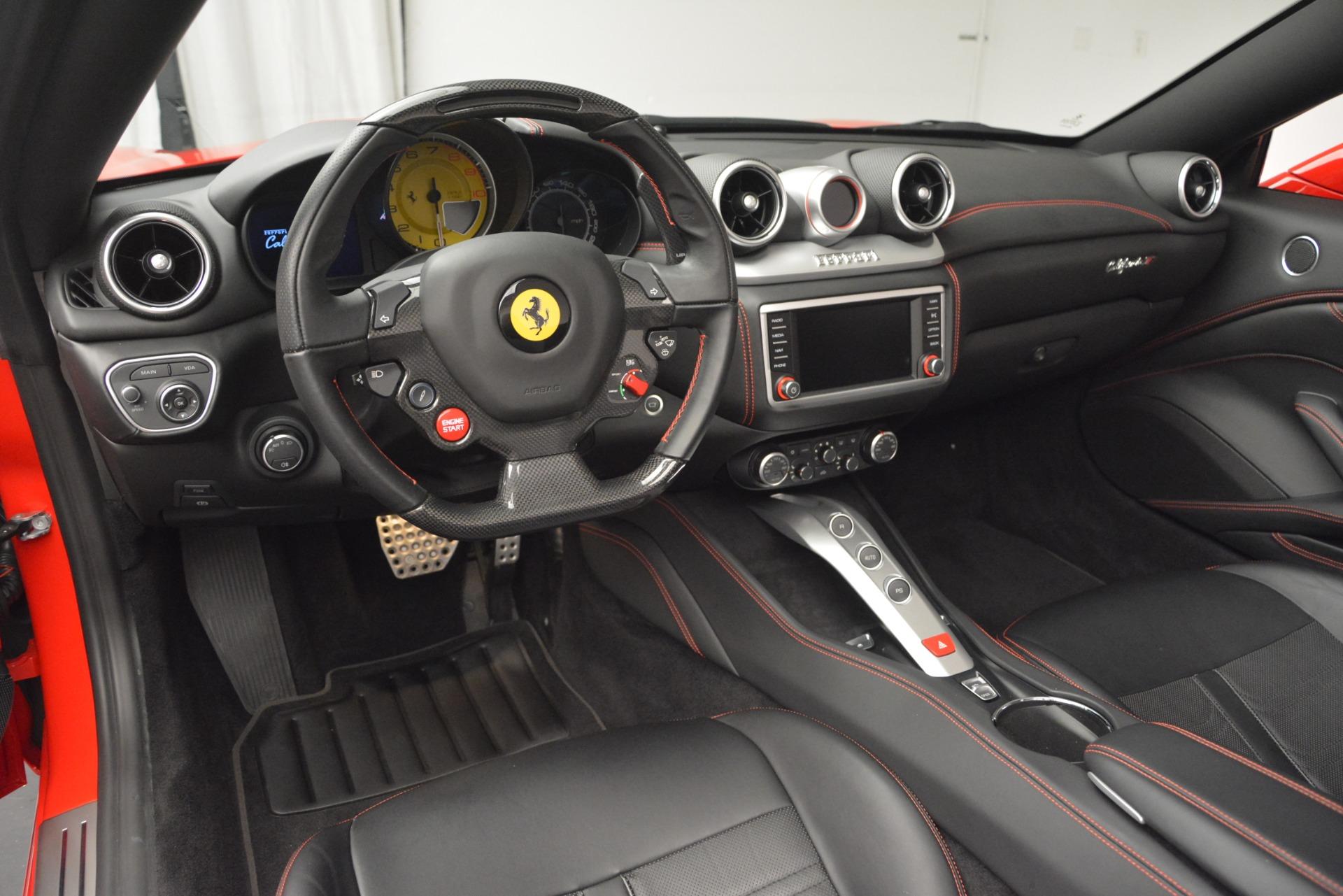 Used 2016 Ferrari California T  For Sale In Greenwich, CT. Alfa Romeo of Greenwich, F1927A 2734_p25