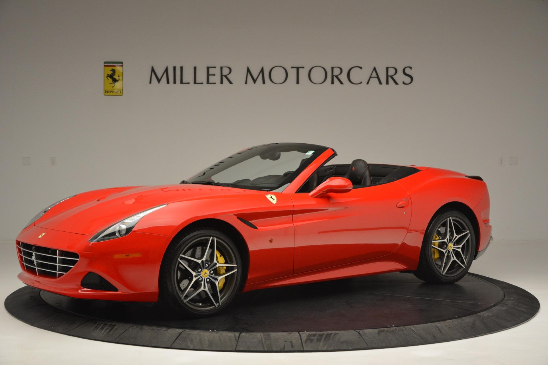 Used 2016 Ferrari California T  For Sale In Greenwich, CT. Alfa Romeo of Greenwich, F1927A 2734_p2