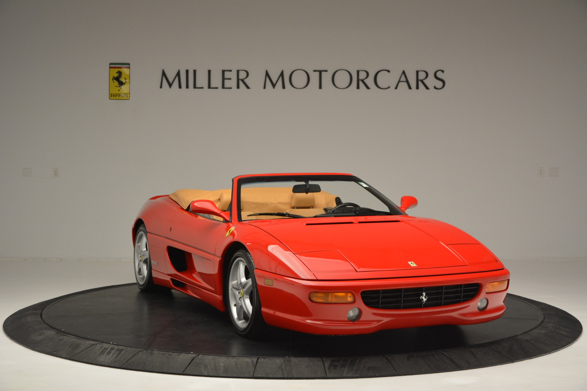 Used 1997 Ferrari 355 Spider 6-Speed Manual For Sale In Greenwich, CT. Alfa Romeo of Greenwich, F1889A 2735_p11