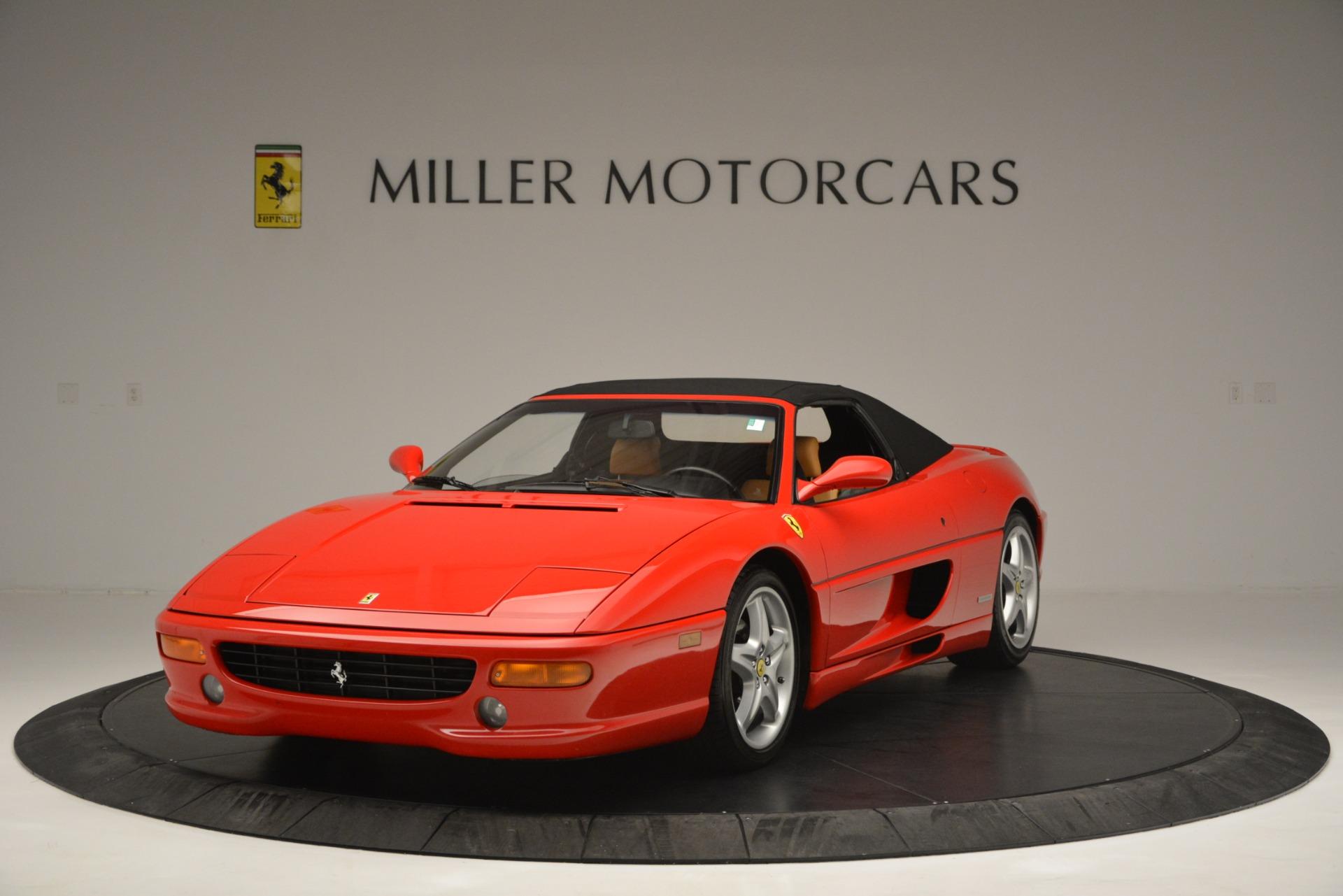 Used 1997 Ferrari 355 Spider 6-Speed Manual For Sale In Greenwich, CT. Alfa Romeo of Greenwich, F1889A 2735_p13
