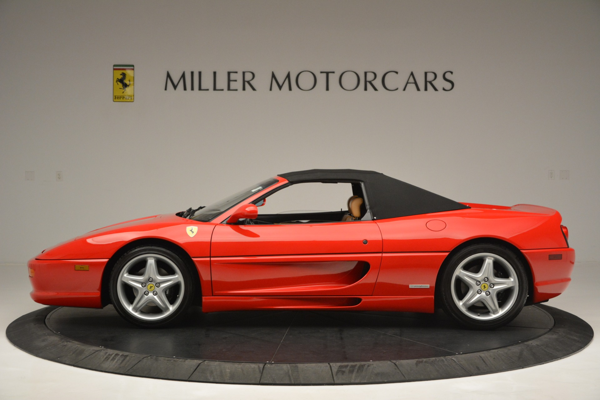 Used 1997 Ferrari 355 Spider 6-Speed Manual For Sale In Greenwich, CT. Alfa Romeo of Greenwich, F1889A 2735_p15