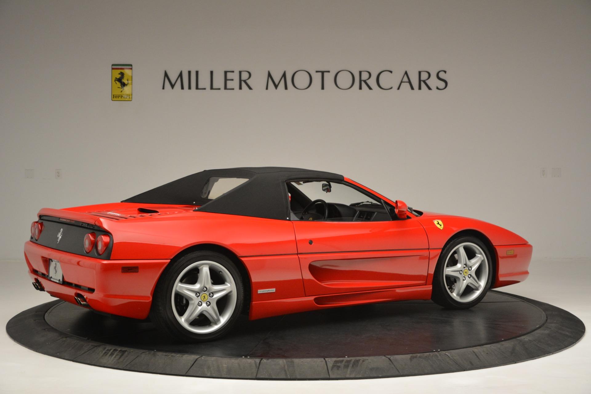 Used 1997 Ferrari 355 Spider 6-Speed Manual For Sale In Greenwich, CT. Alfa Romeo of Greenwich, F1889A 2735_p20