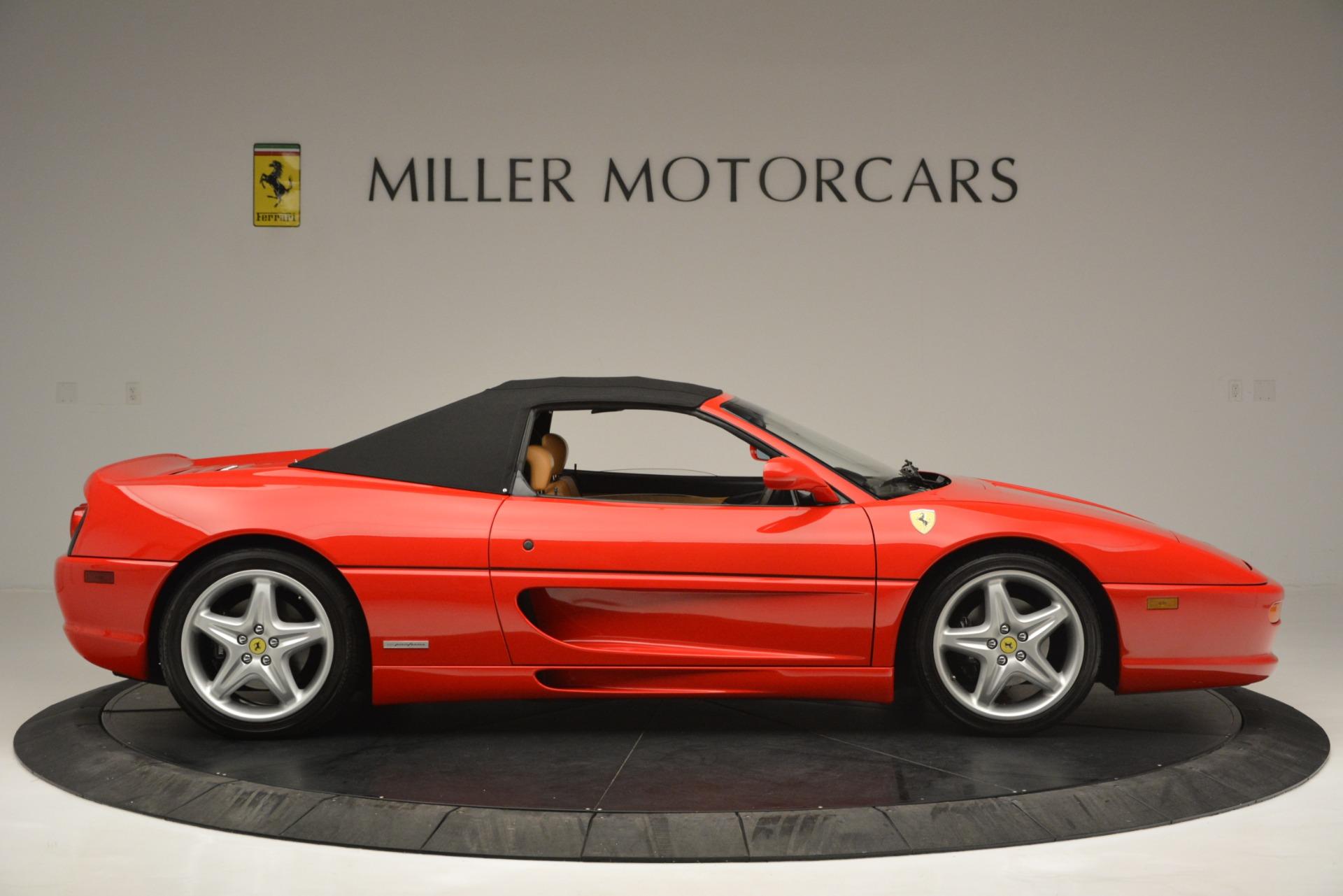 Used 1997 Ferrari 355 Spider 6-Speed Manual For Sale In Greenwich, CT. Alfa Romeo of Greenwich, F1889A 2735_p21